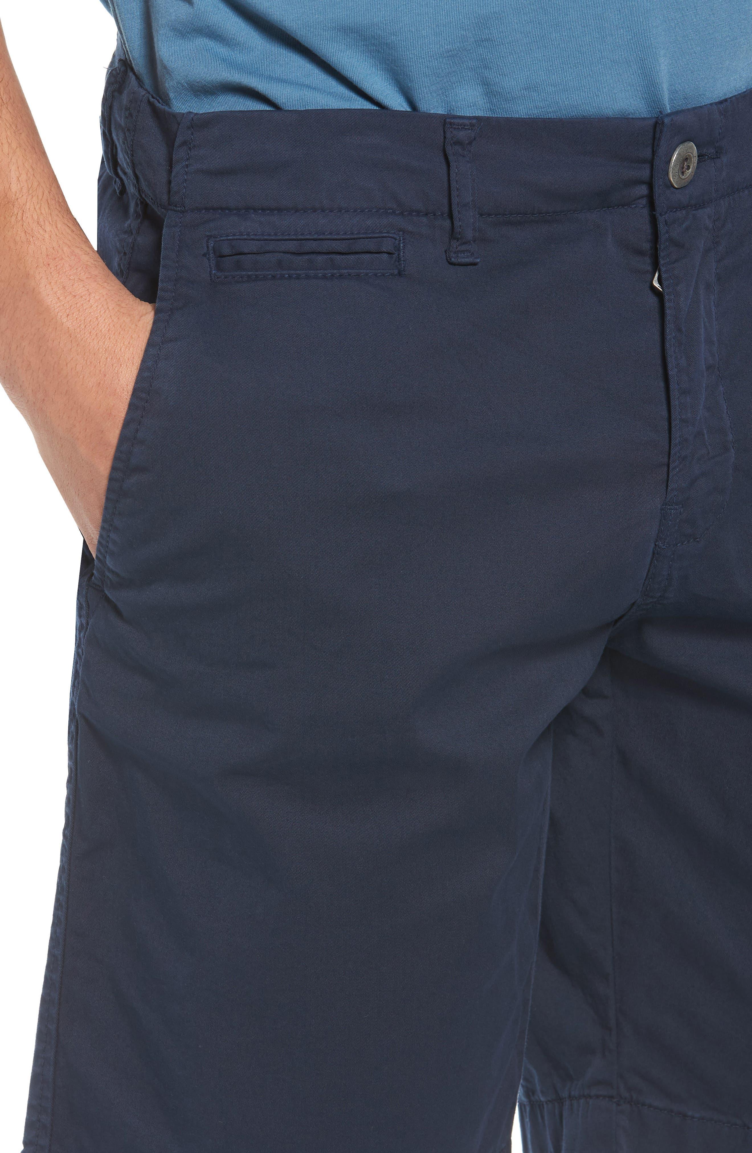 St. Barts Twill Shorts,                             Alternate thumbnail 45, color,
