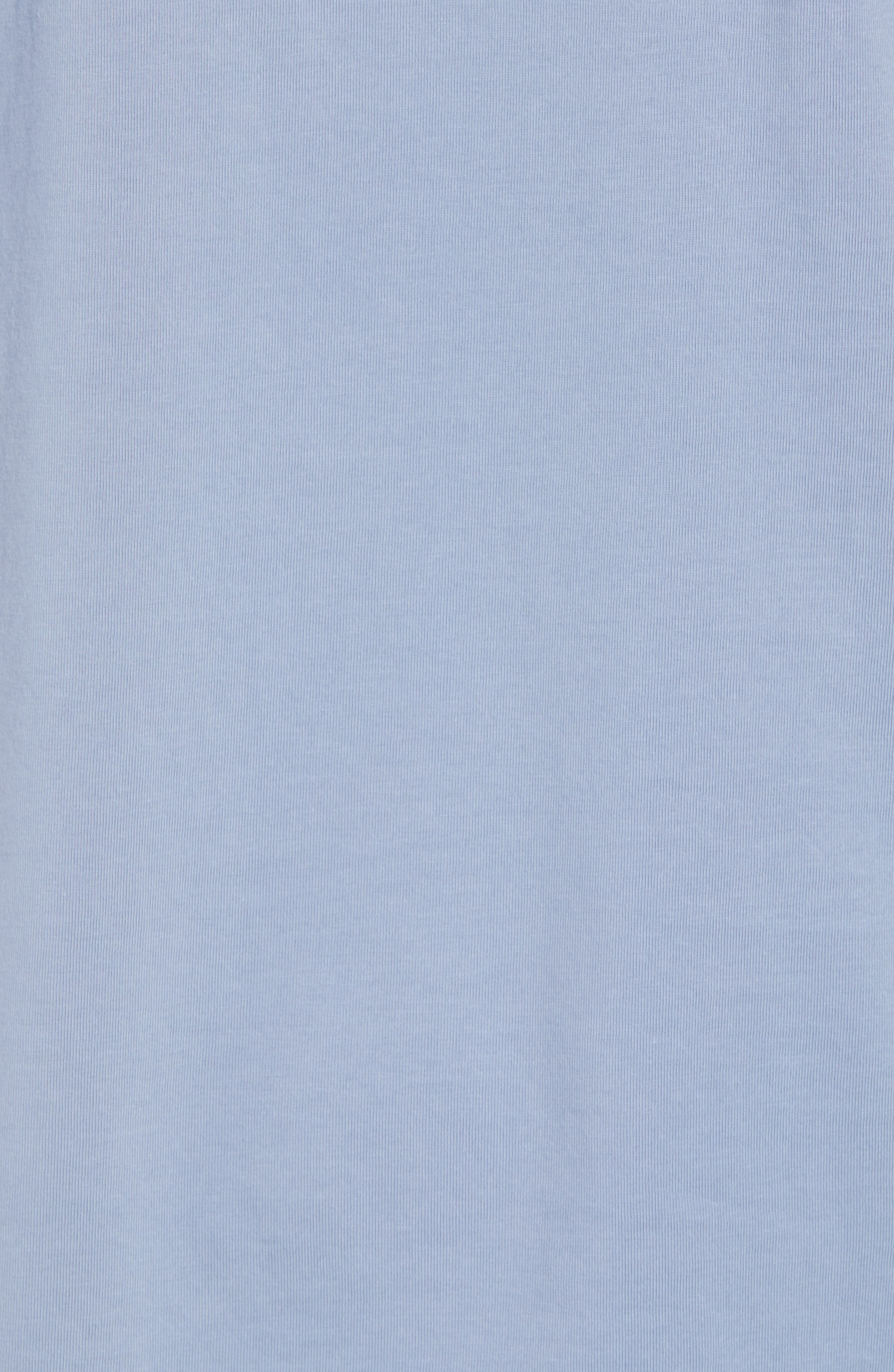 Casting Call Crewneck T-Shirt,                             Alternate thumbnail 5, color,                             411