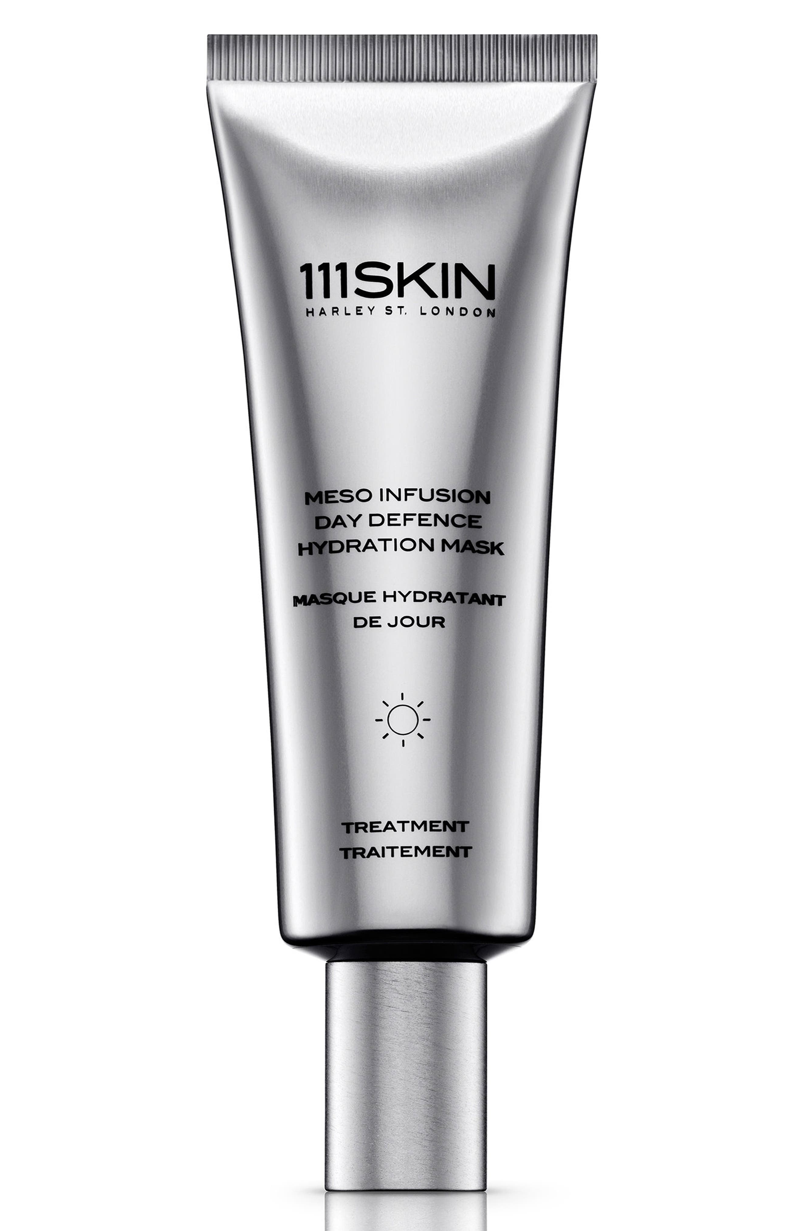 SPACE.NK.apothecary 111SKIN Meso Infusion Defense Day Hydration Mask,                             Main thumbnail 1, color,                             NO COLOR