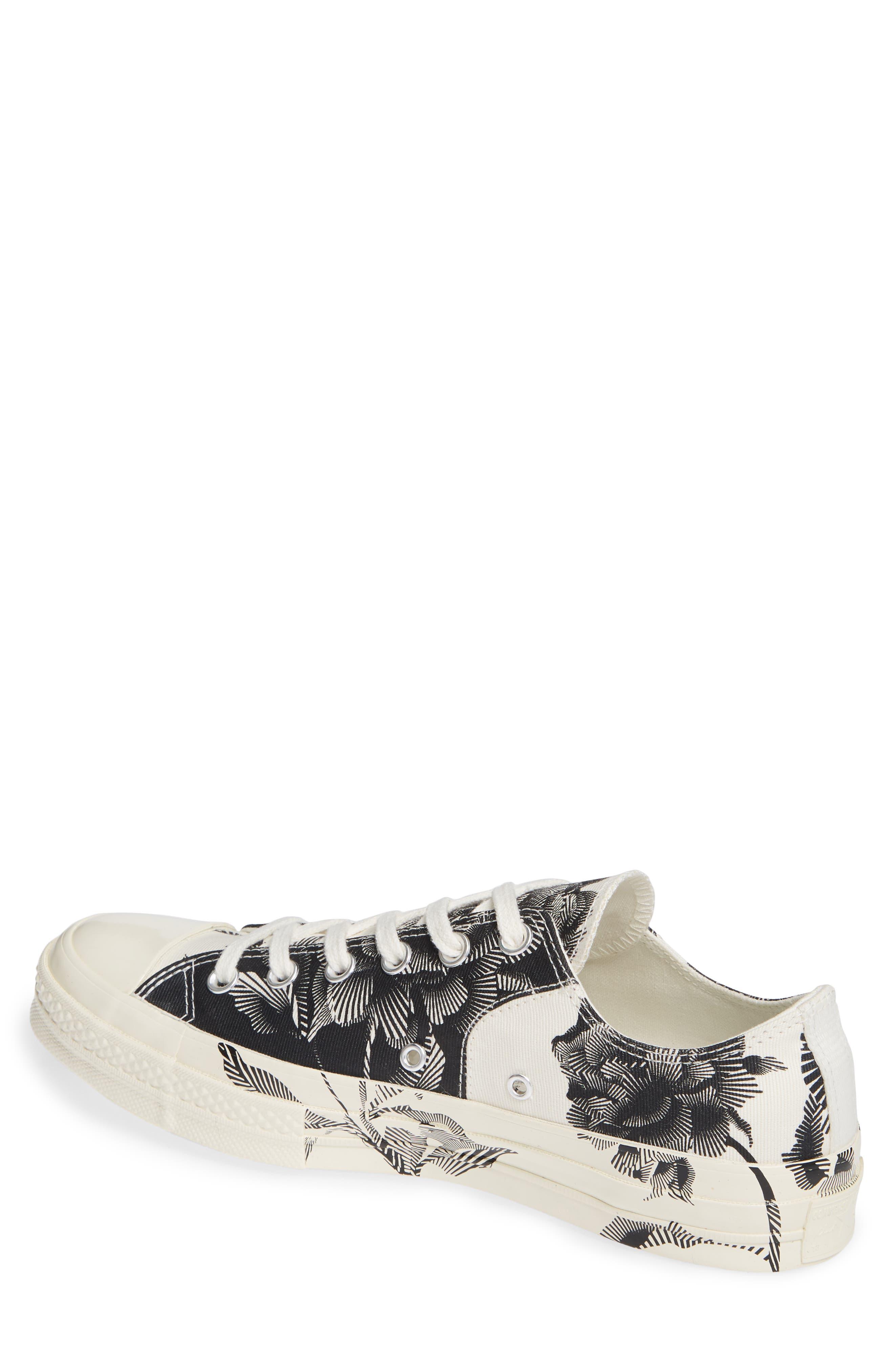CT 70 Peony Low Top Sneaker,                             Alternate thumbnail 2, color,                             001