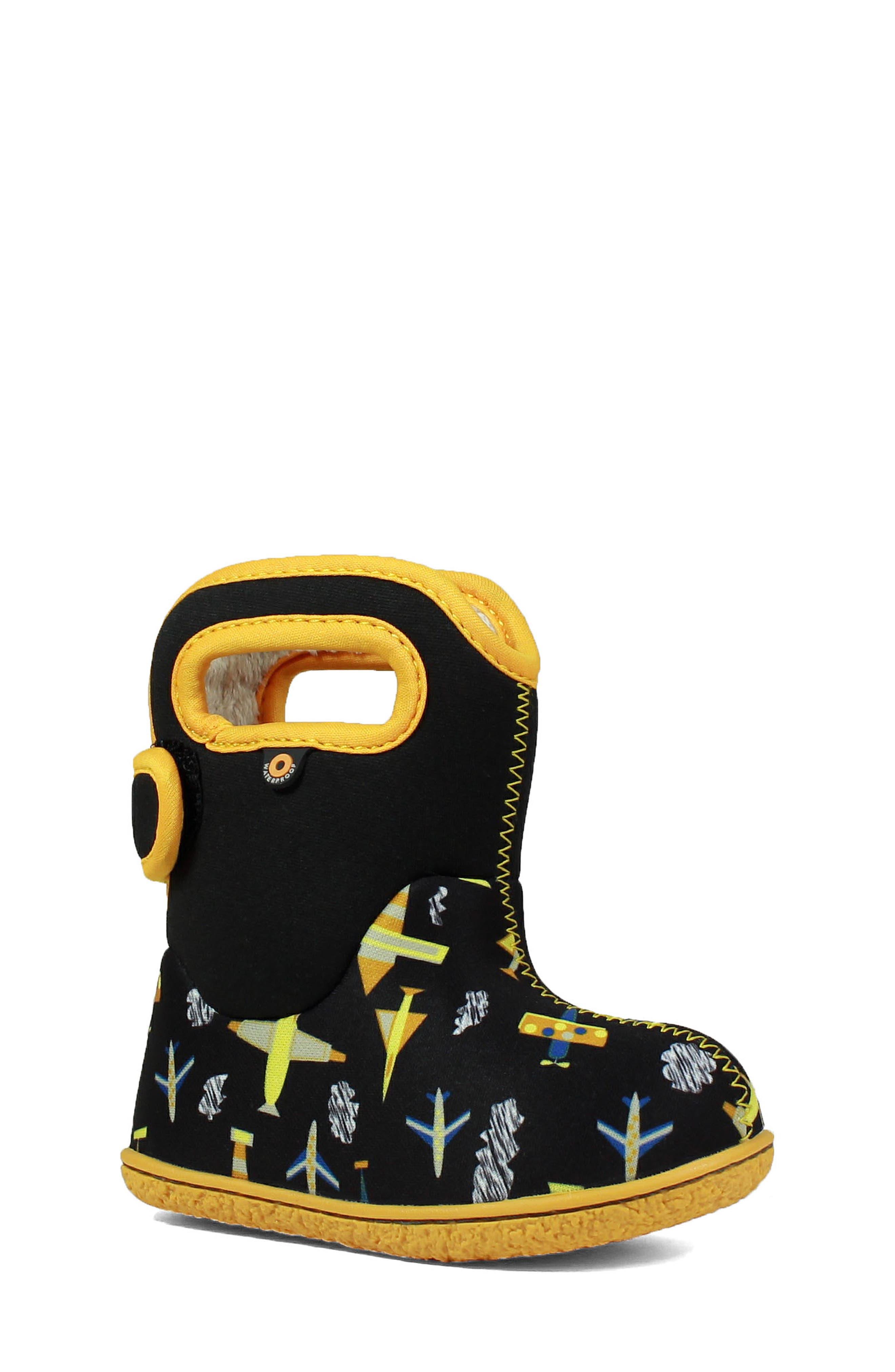 Waterproof Boot,                             Main thumbnail 1, color,                             009