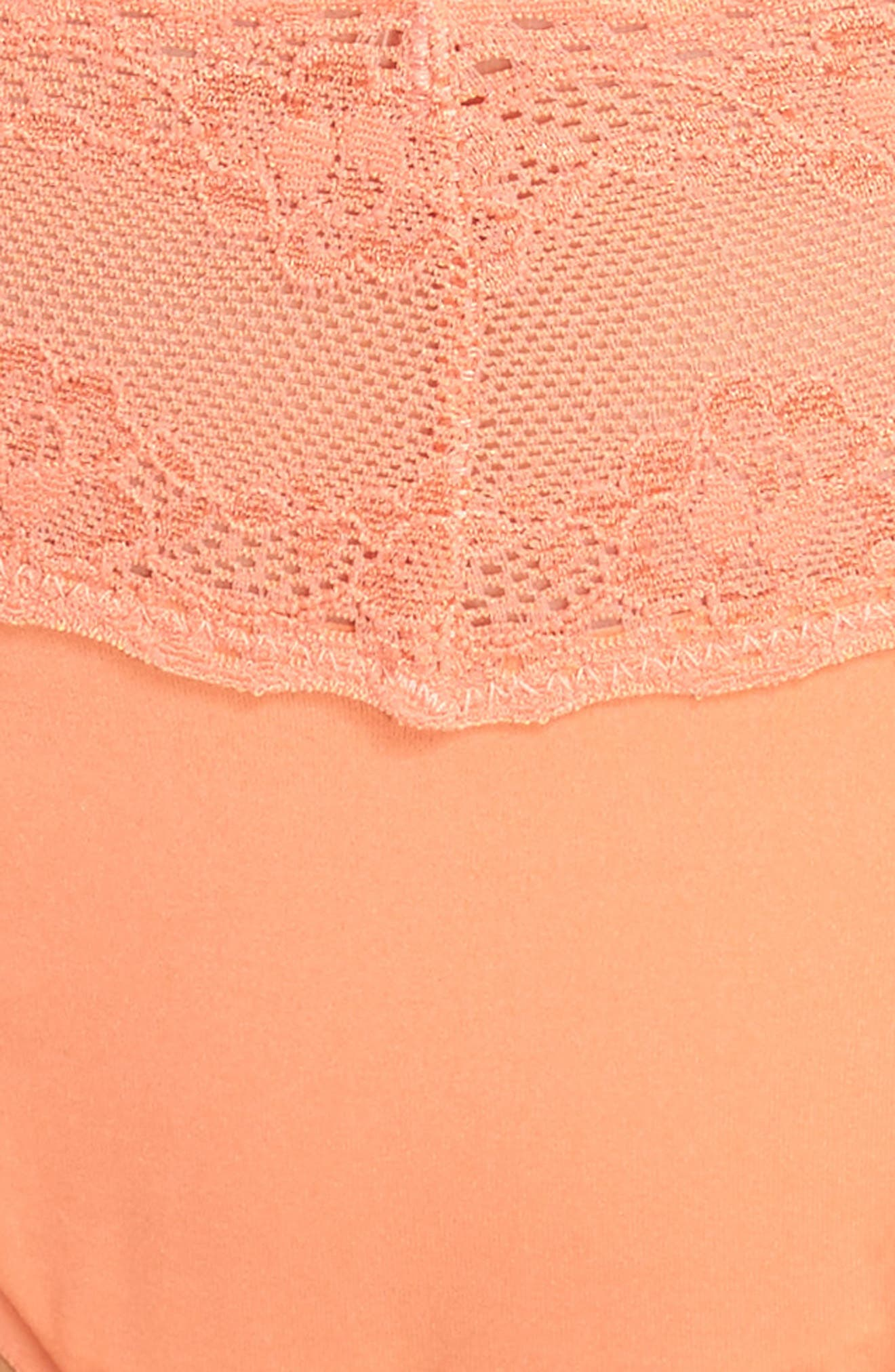 Bliss Perfection Thong,                             Alternate thumbnail 424, color,