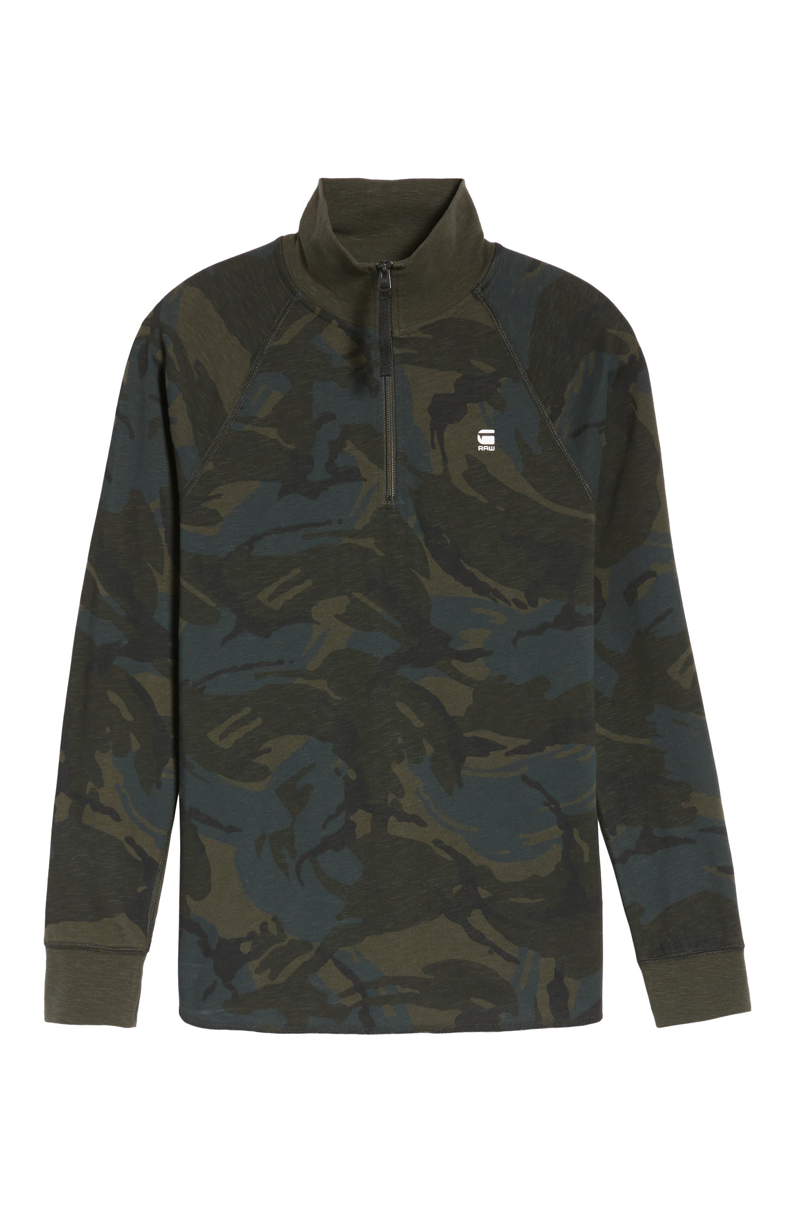 Jirgi Quarter Zip Jacket,                             Alternate thumbnail 6, color,                             300