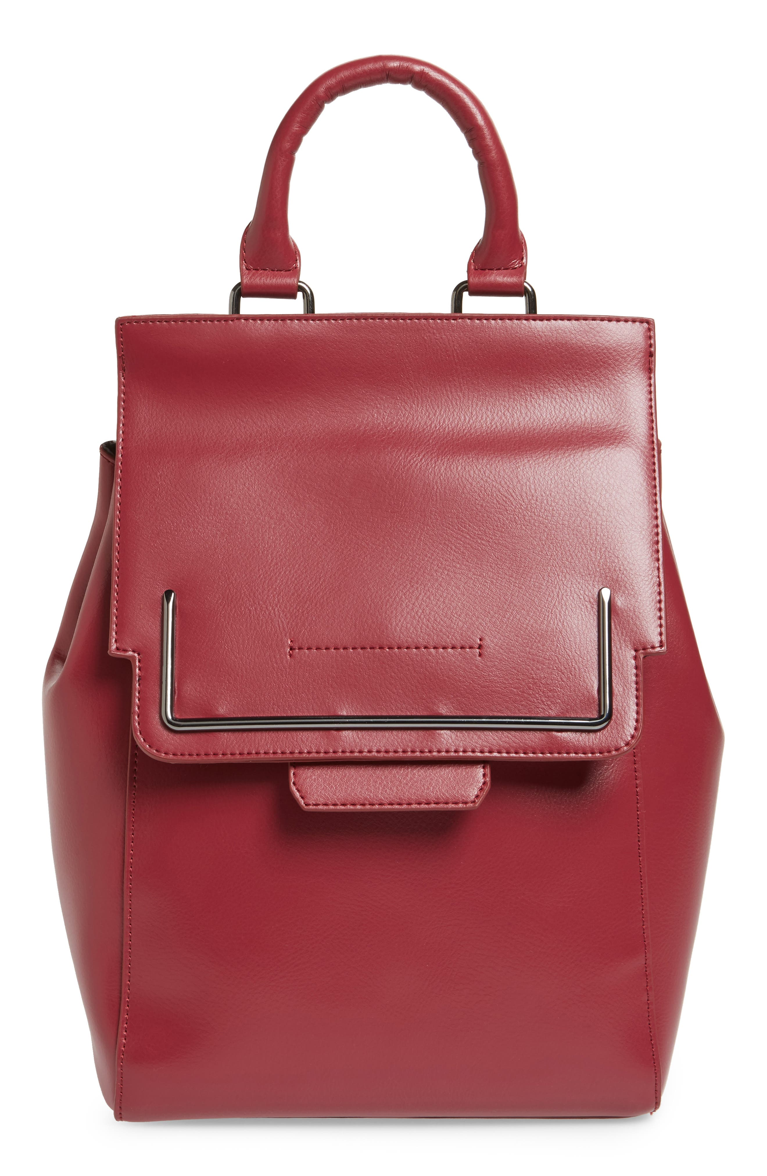 Dylan Leather Backpack,                             Main thumbnail 3, color,