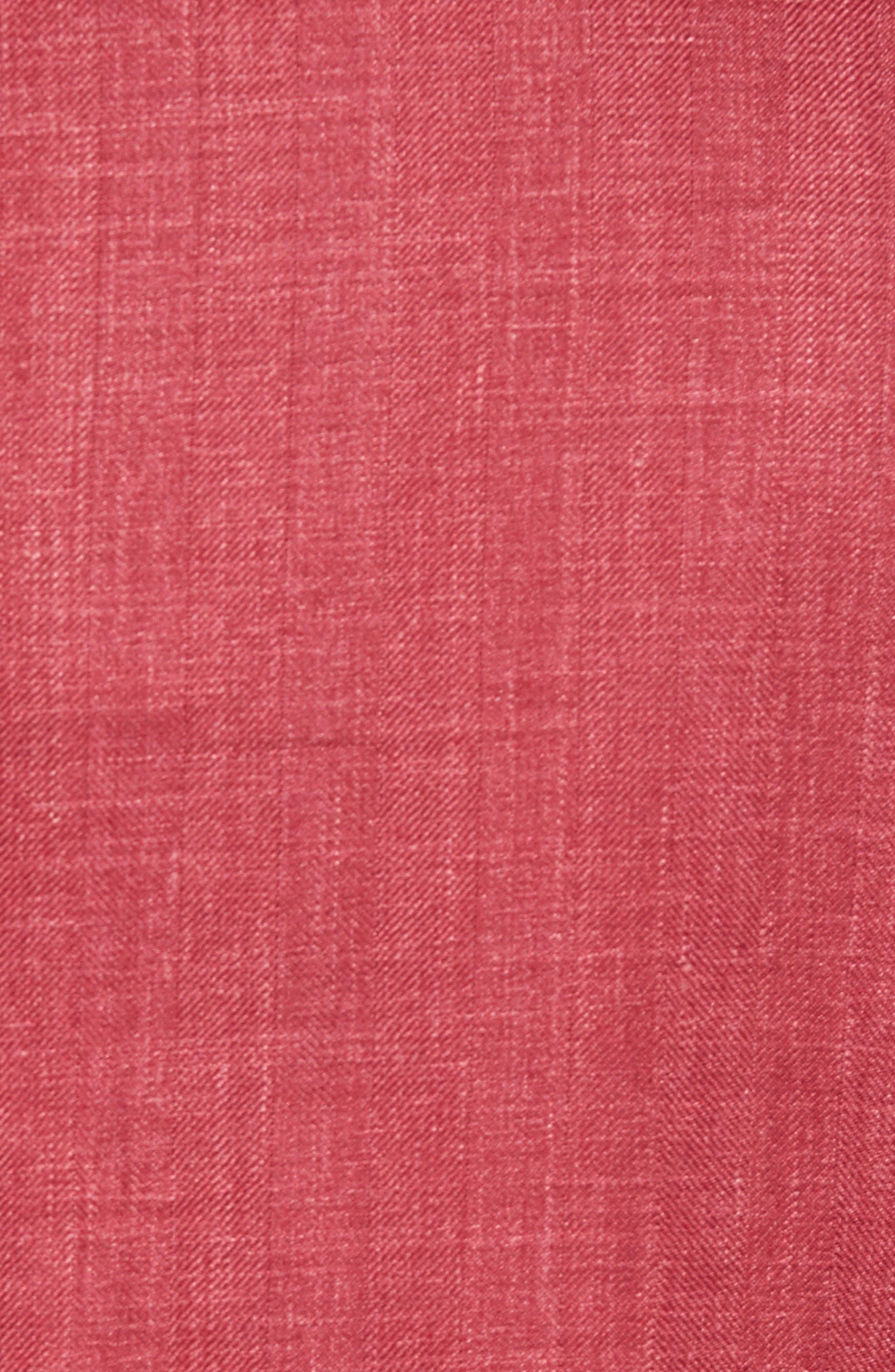 Aiden Classic Fit Wool Blend Blazer,                             Alternate thumbnail 6, color,                             600