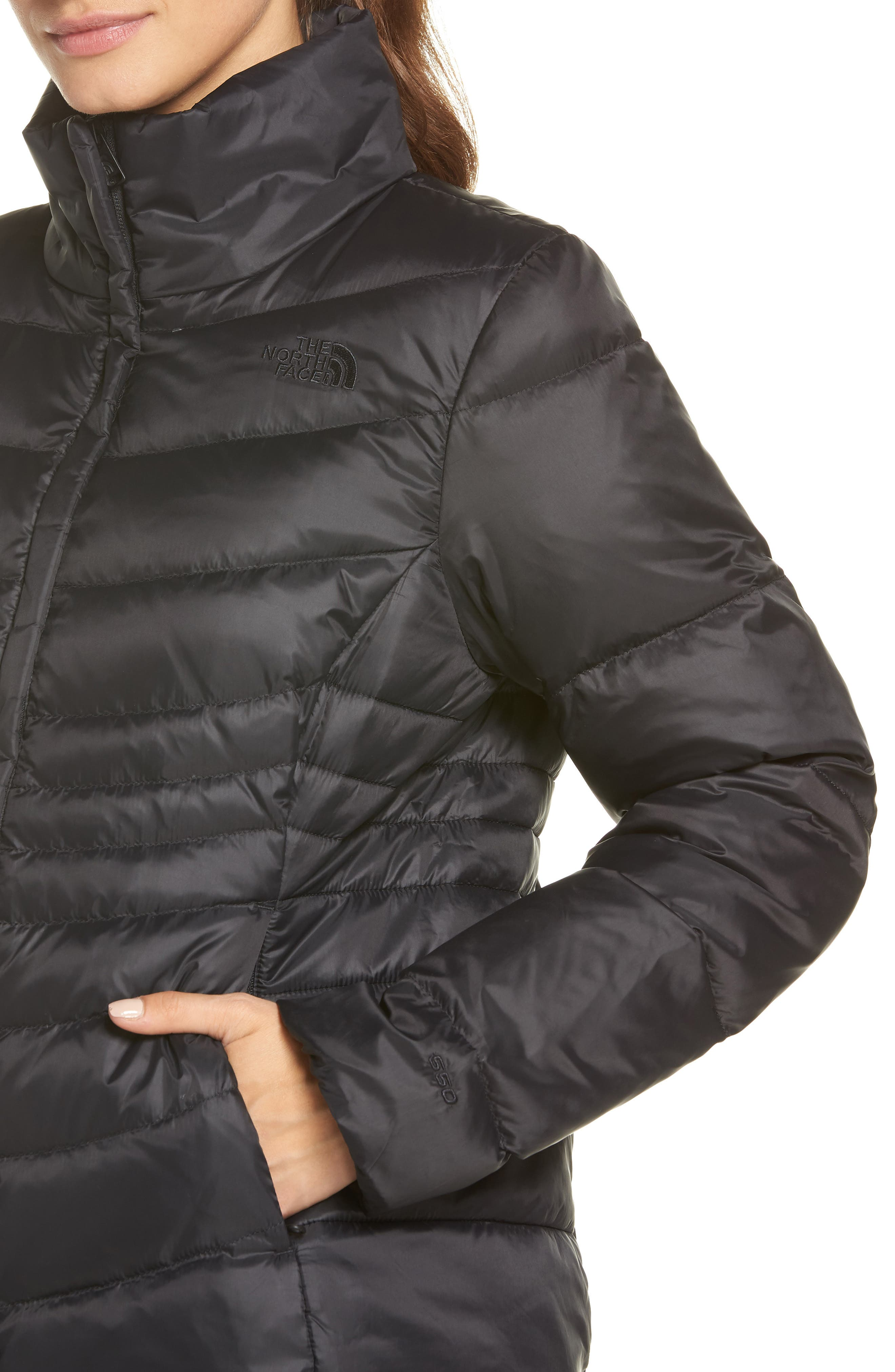 THE NORTH FACE,                             Aconcagua II Down Jacket,                             Alternate thumbnail 4, color,                             001