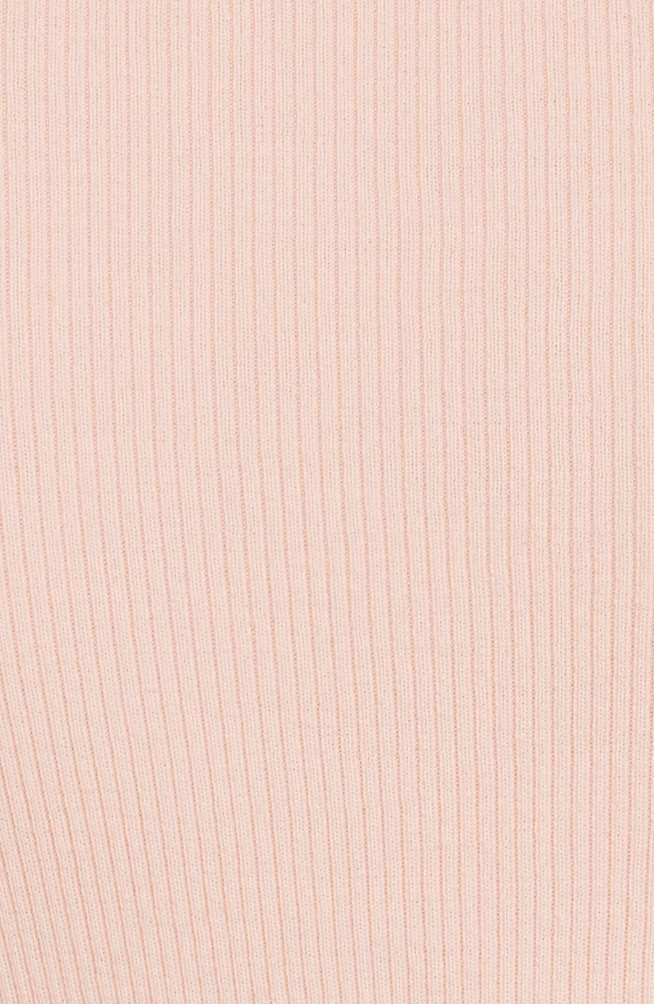 Mirzi Ribbed Sweater,                             Alternate thumbnail 18, color,