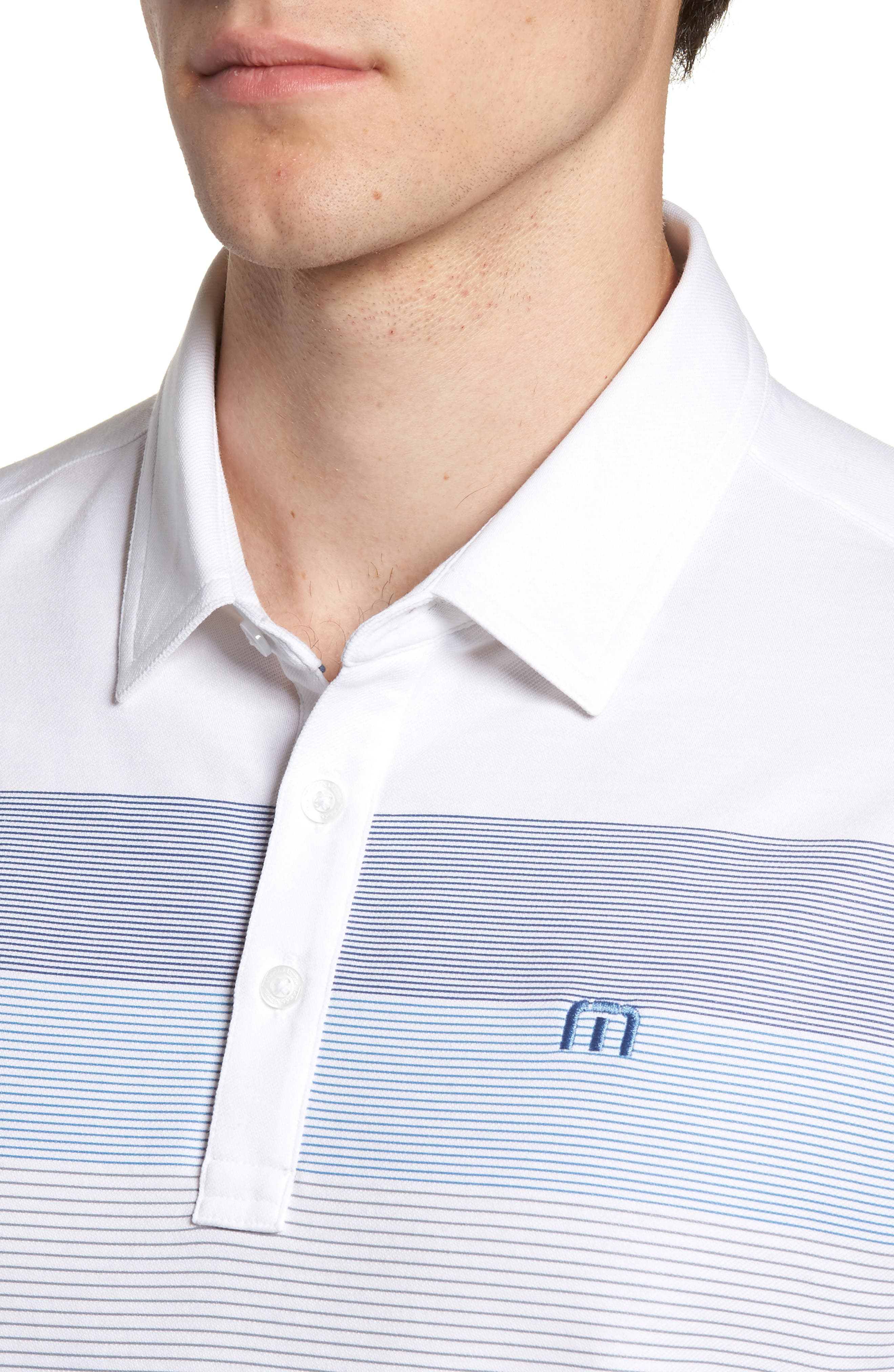 Open to Buy Regular Fit Polo,                             Alternate thumbnail 4, color,                             100