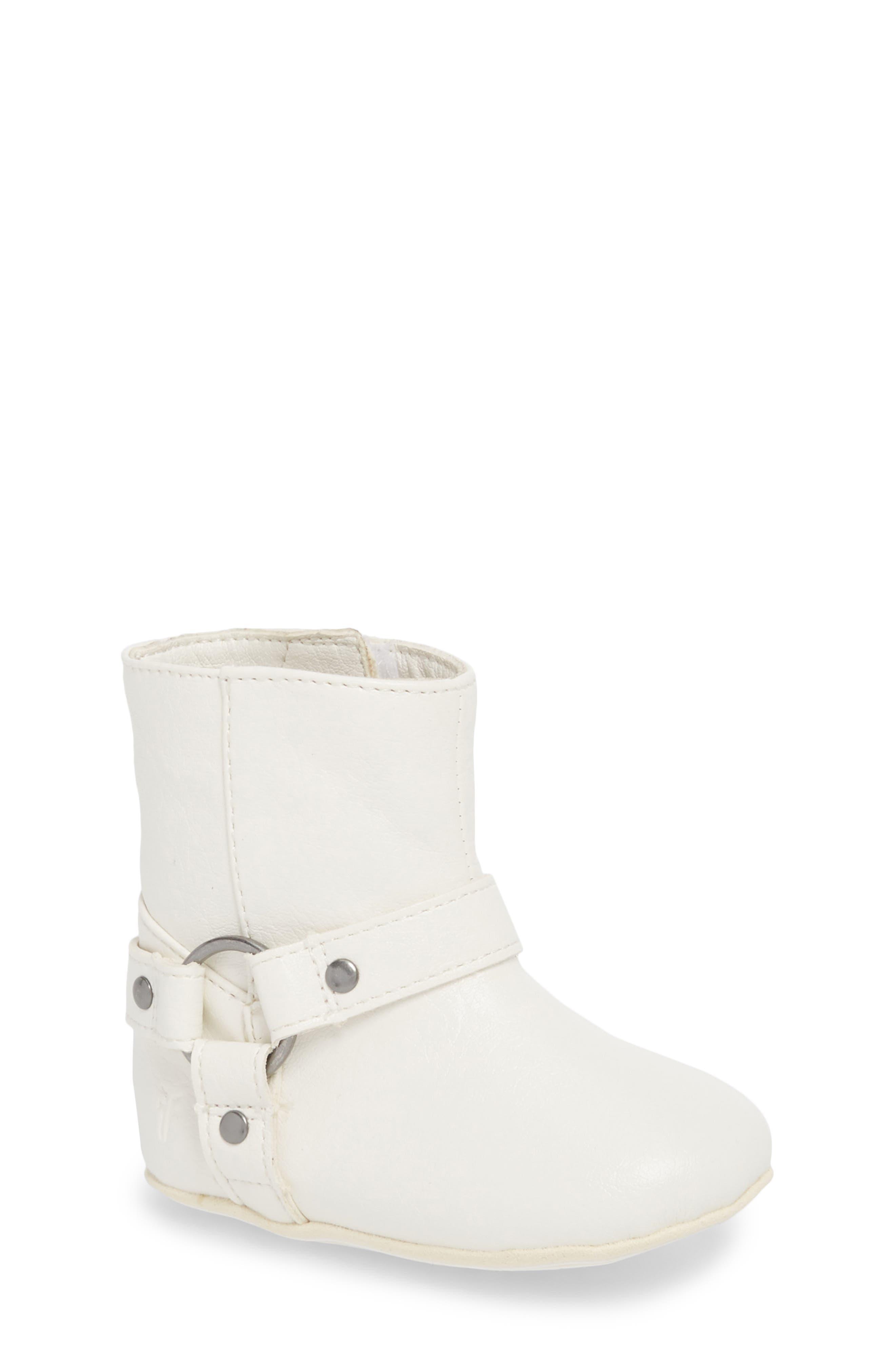 Harness Boot Crib Shoe,                         Main,                         color, 100