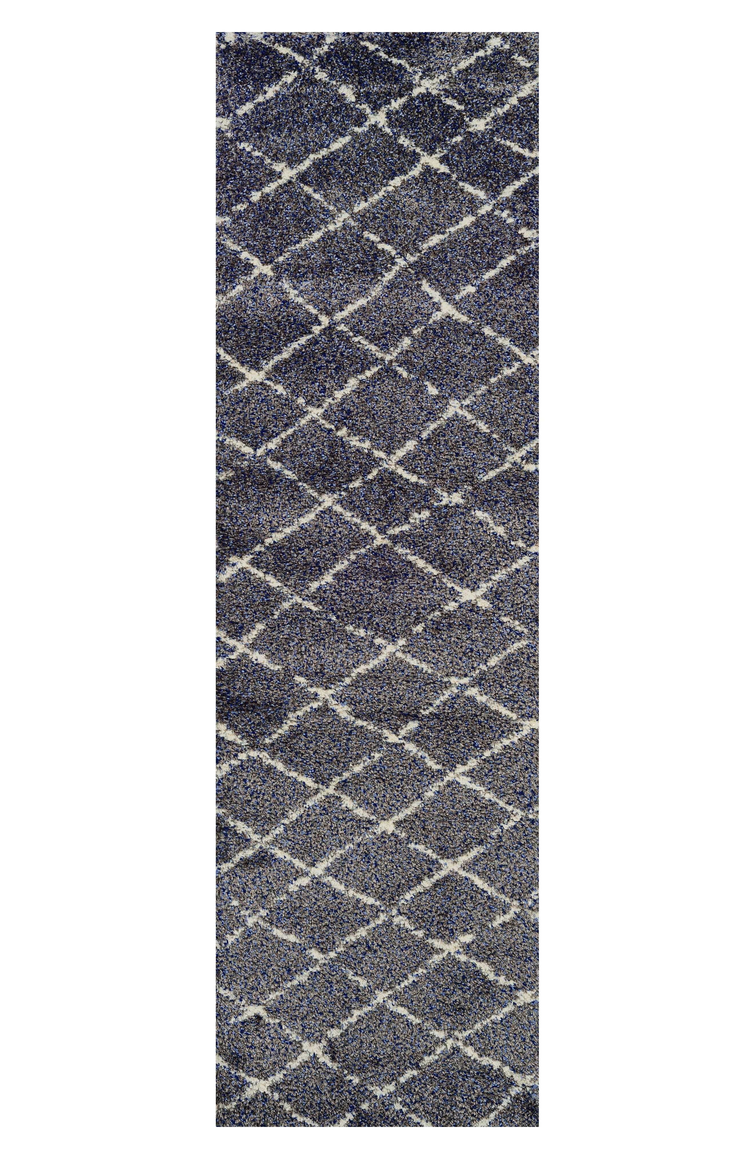 Bromley Gio Area Rug,                             Alternate thumbnail 2, color,                             NAVY/GREY
