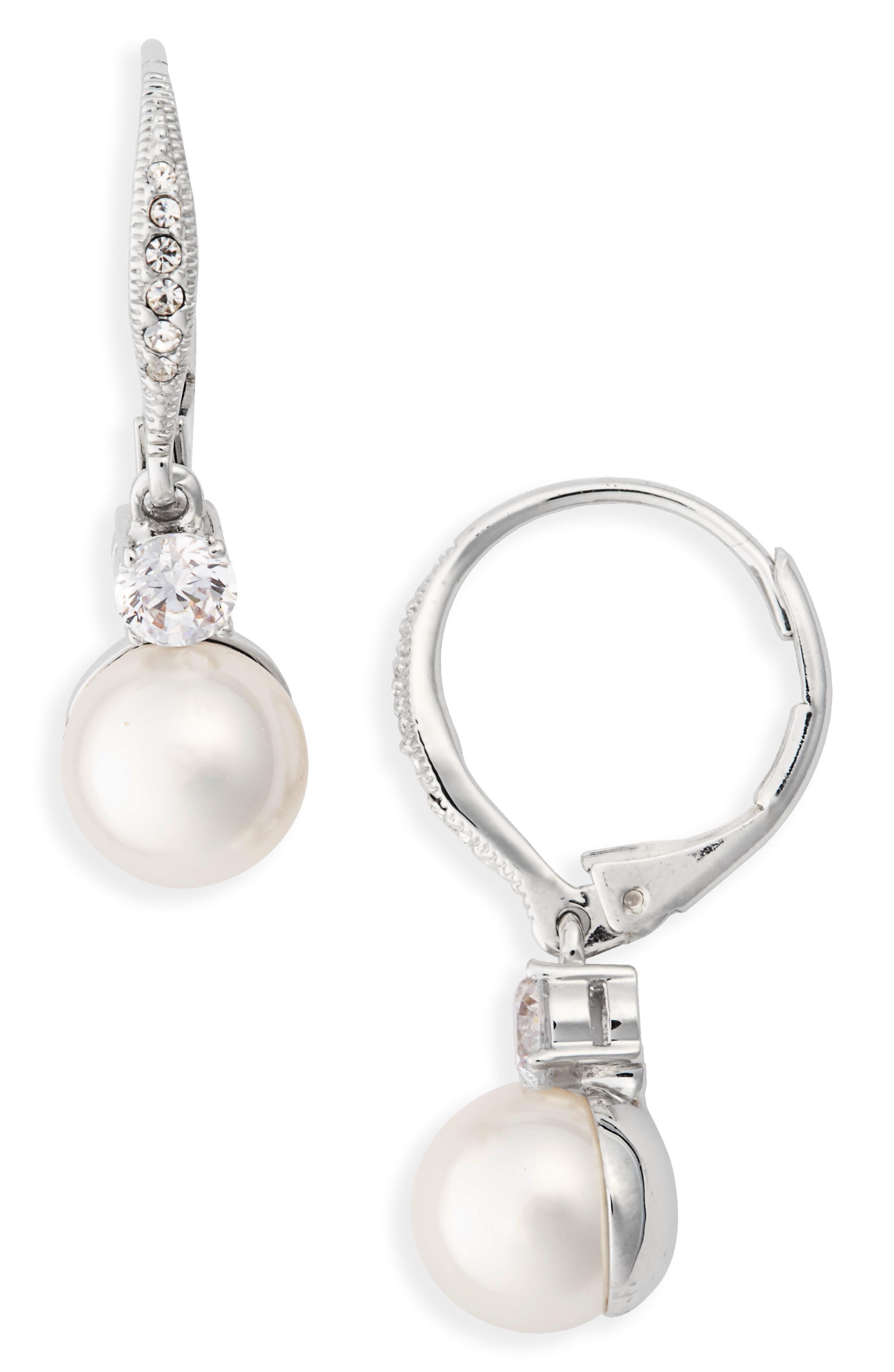 Drop Earrings, Main, color, 040