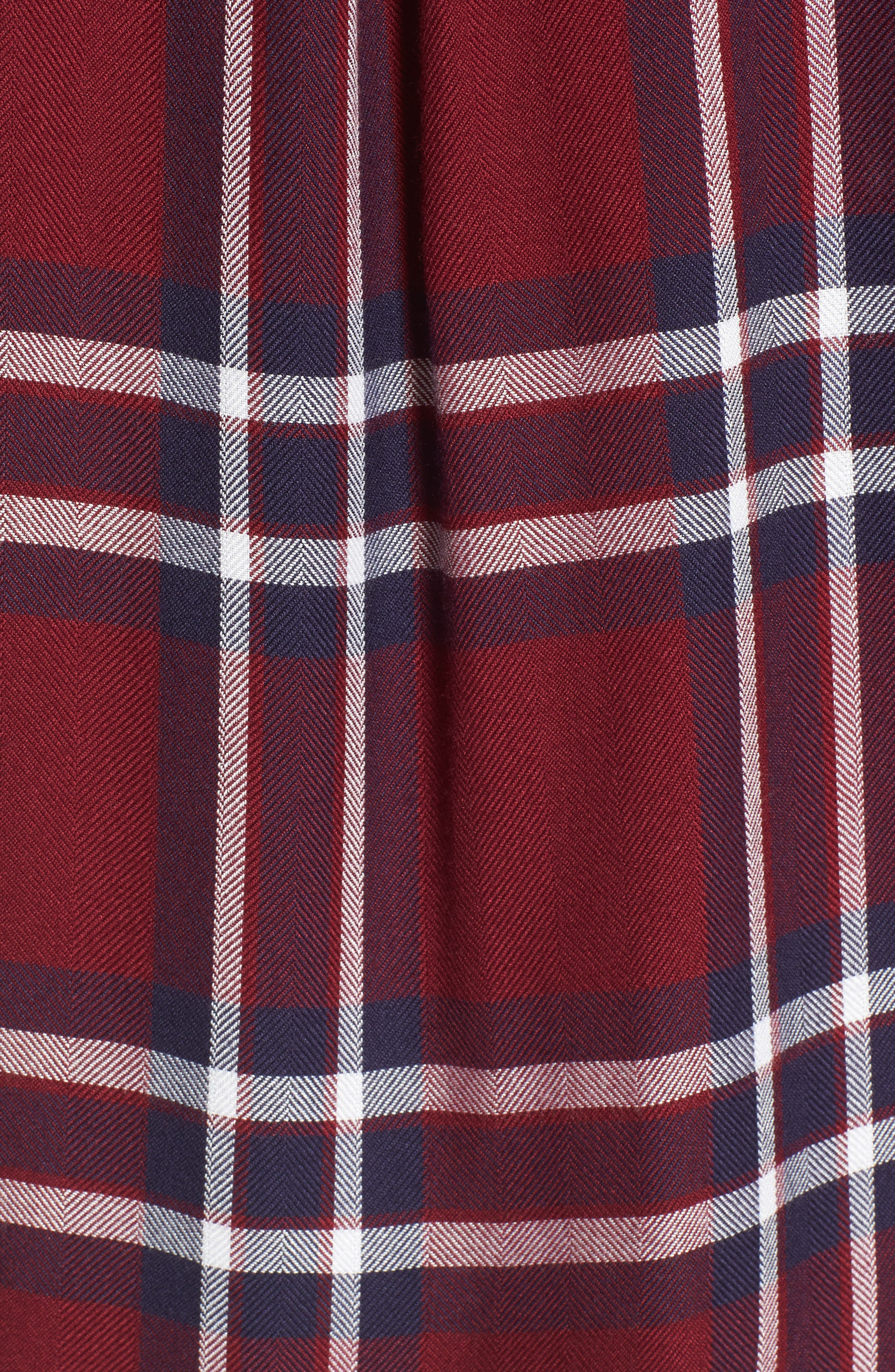 Hunter Plaid Shirt,                             Alternate thumbnail 674, color,