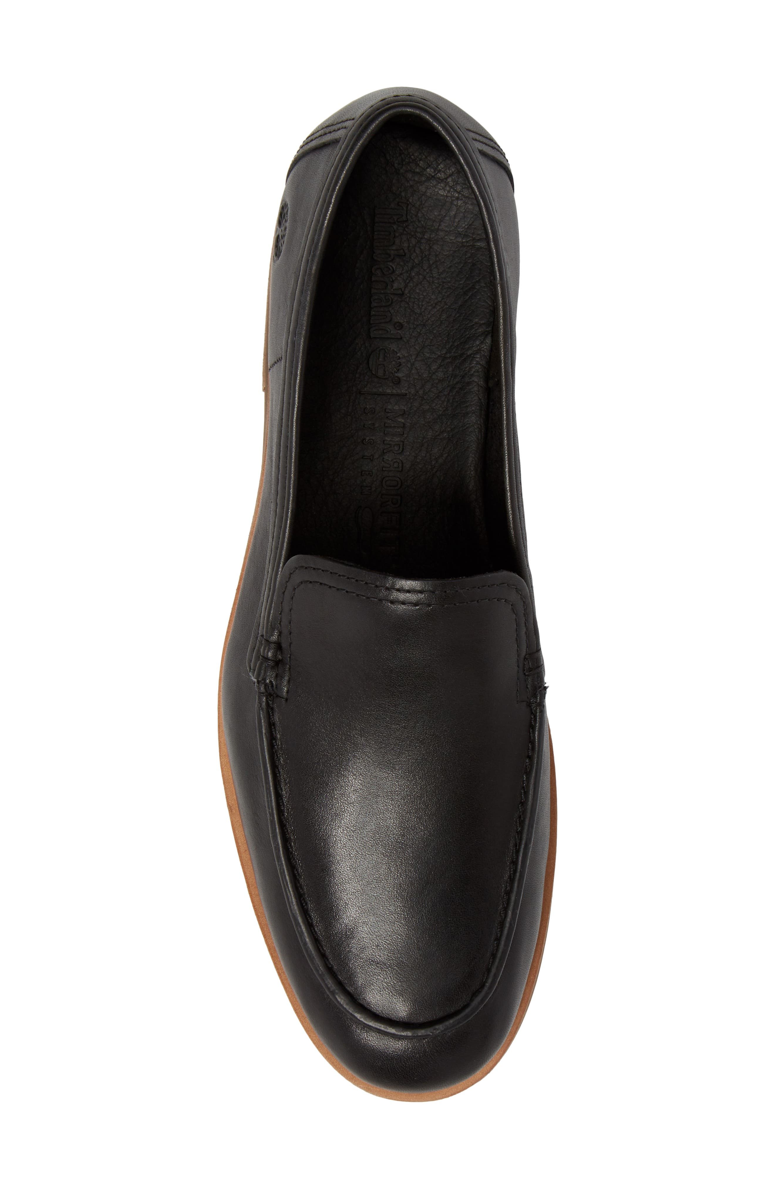 Somers Falls Loafer,                             Alternate thumbnail 5, color,                             001