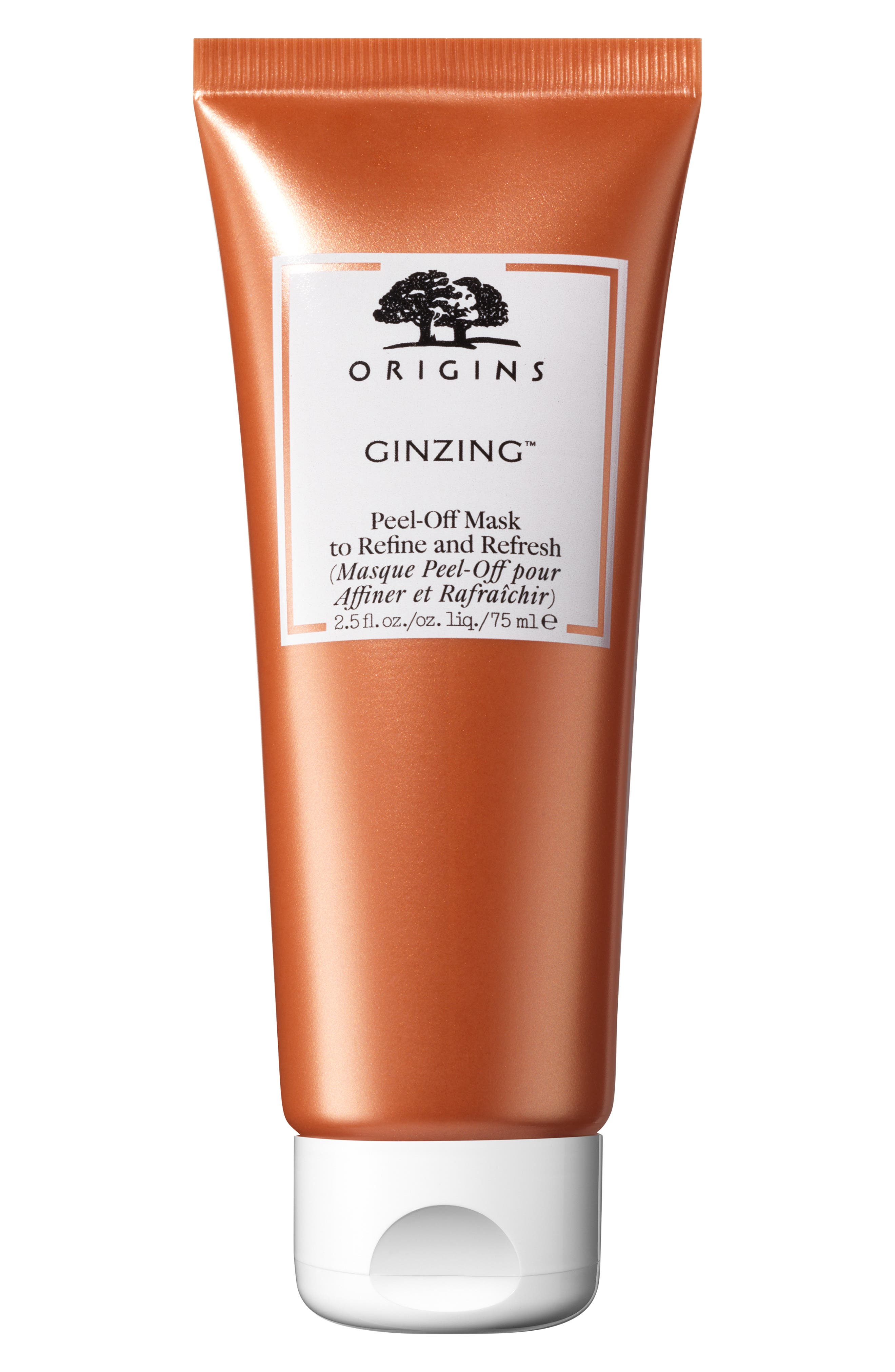 GinZing<sup>™</sup> Peel-Off Mask, Main, color, NO COLOR