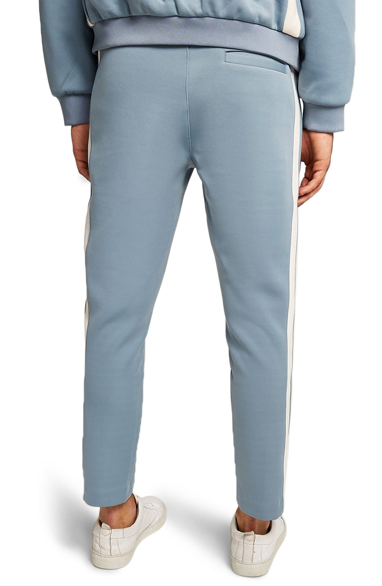 Slim Fit Track Pants,                             Alternate thumbnail 2, color,                             400