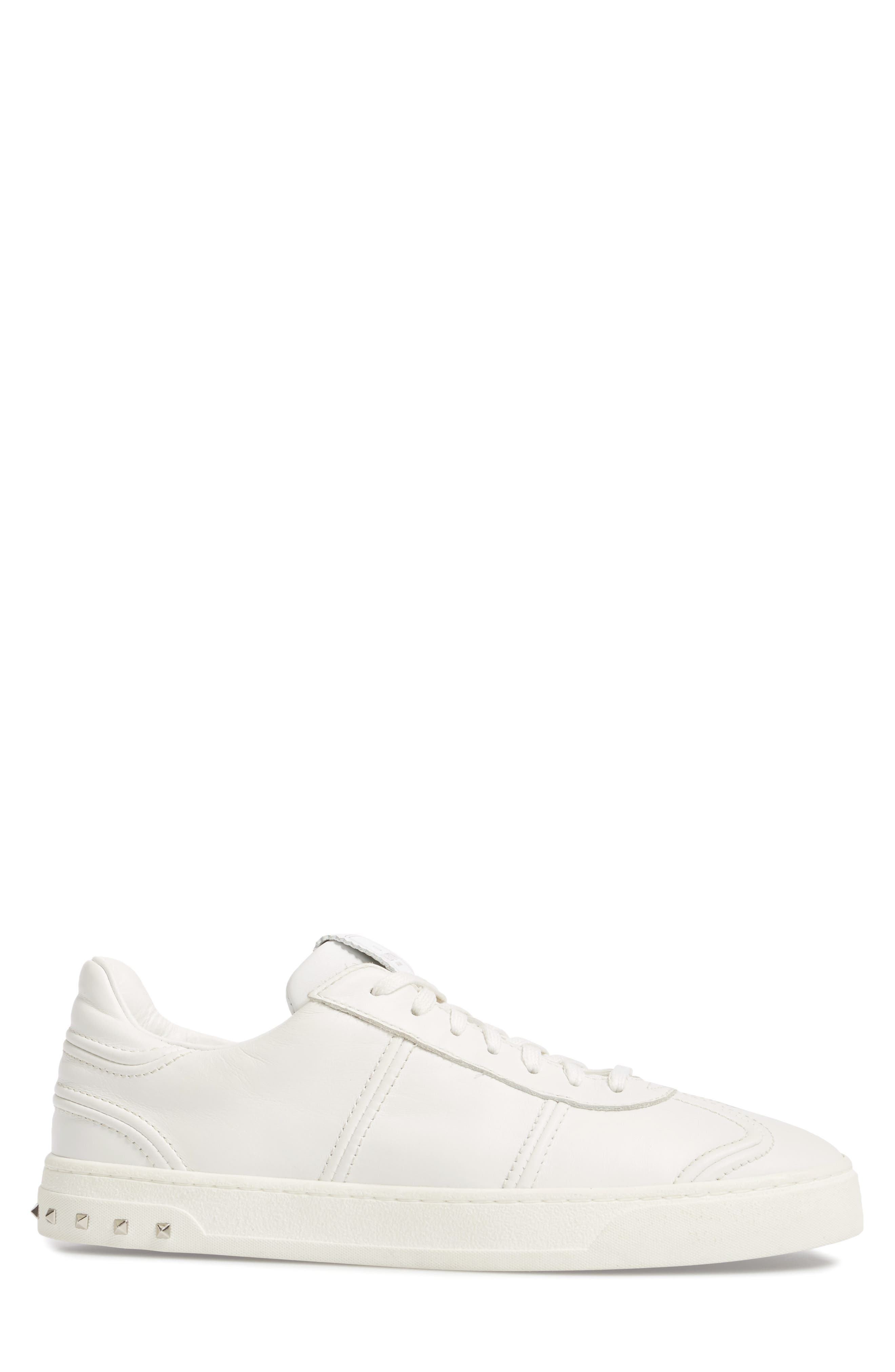 Nappa Fly Crew Sneaker,                             Alternate thumbnail 3, color,