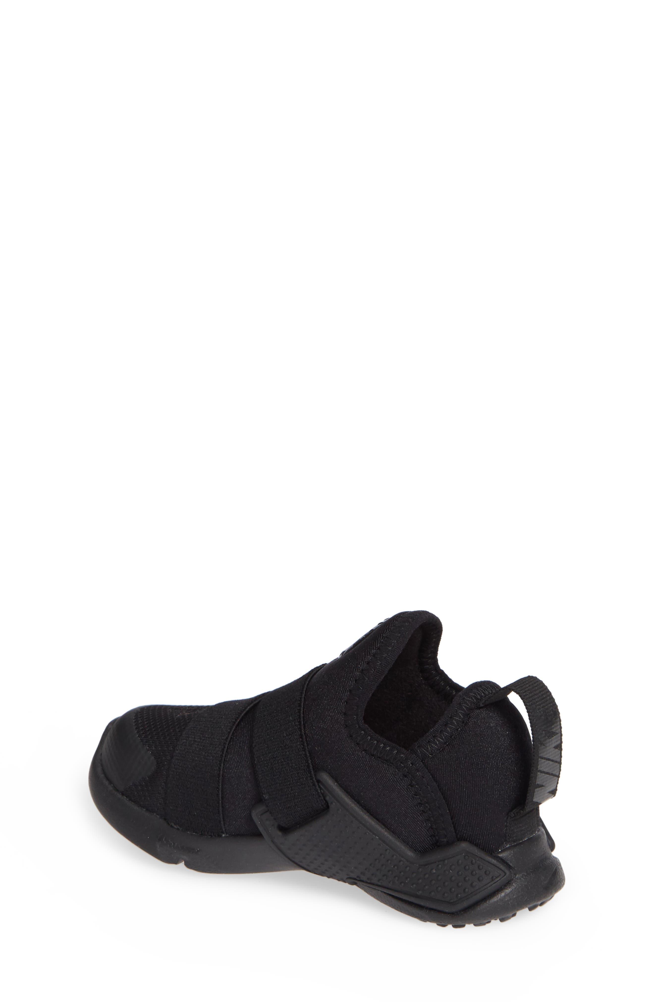 Huarache Extreme Sneaker,                             Alternate thumbnail 2, color,                             BLACK/ BLACK-BLACK