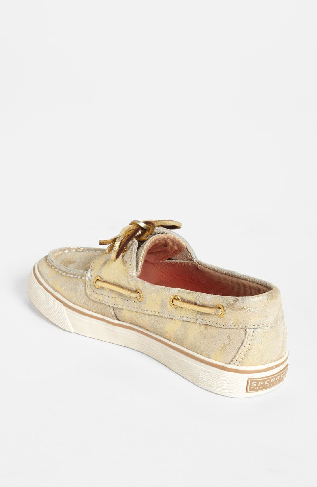 Top-Sider<sup>®</sup> 'Bahama' Sequined Boat Shoe,                             Alternate thumbnail 89, color,