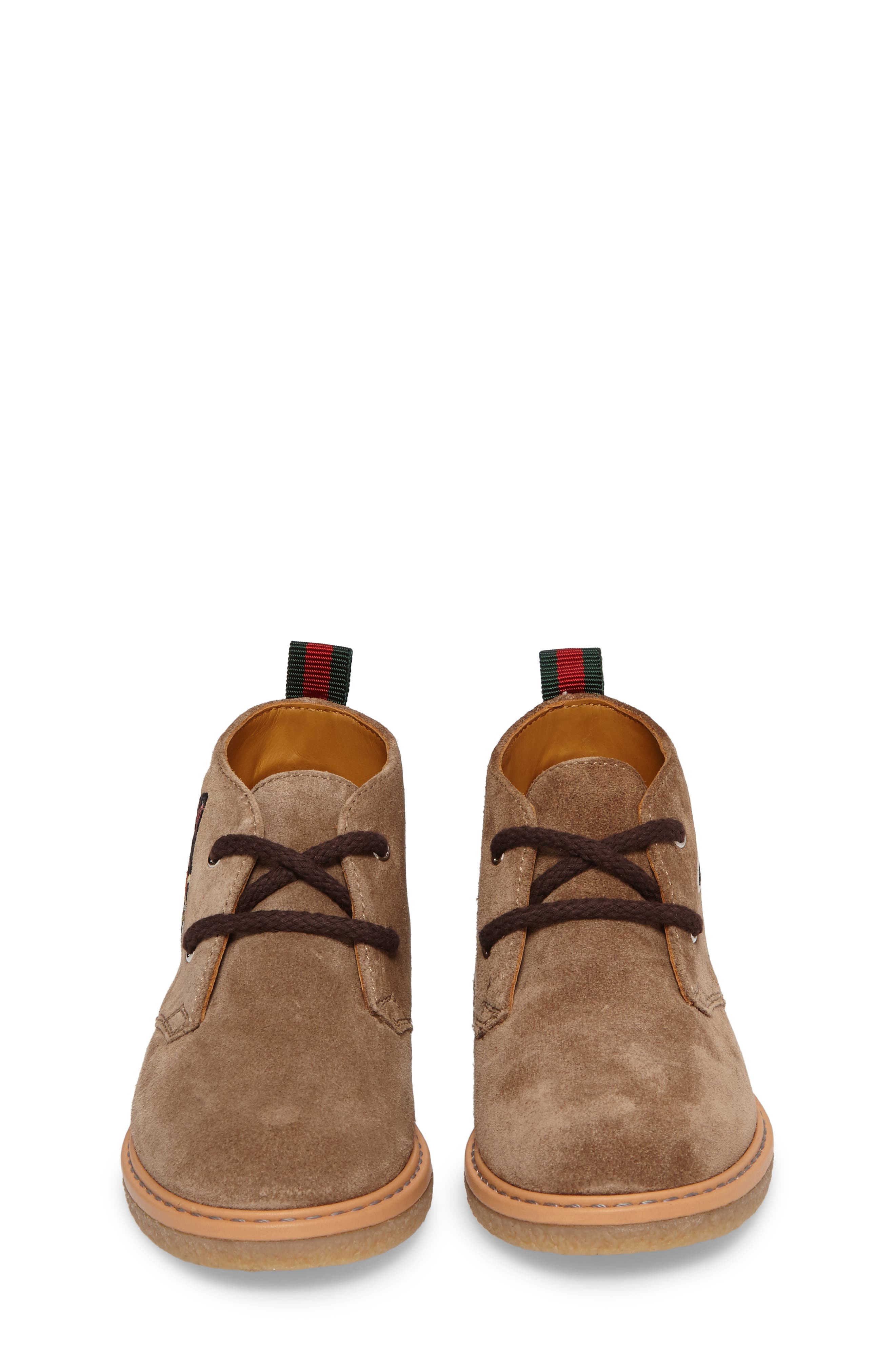 Lucas Embroidered Bootie,                             Alternate thumbnail 4, color,                             250