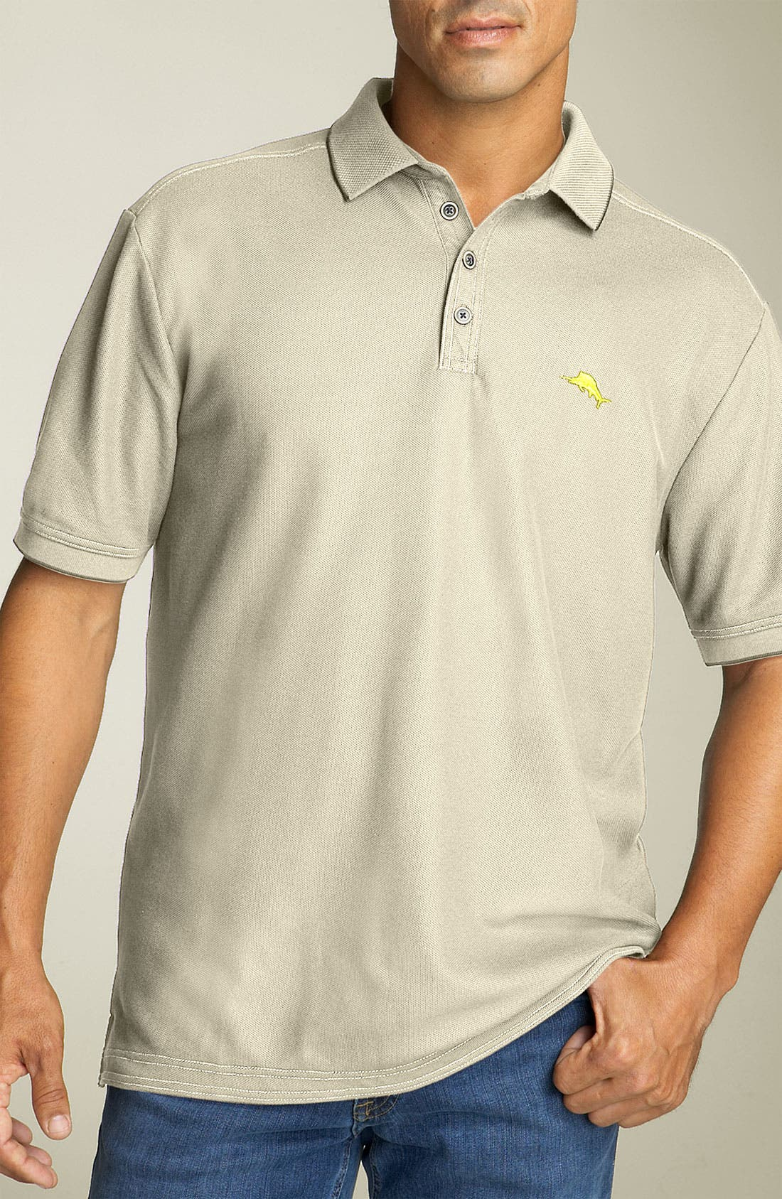 'The Emfielder' Original Fit Piqué Polo,                             Main thumbnail 34, color,