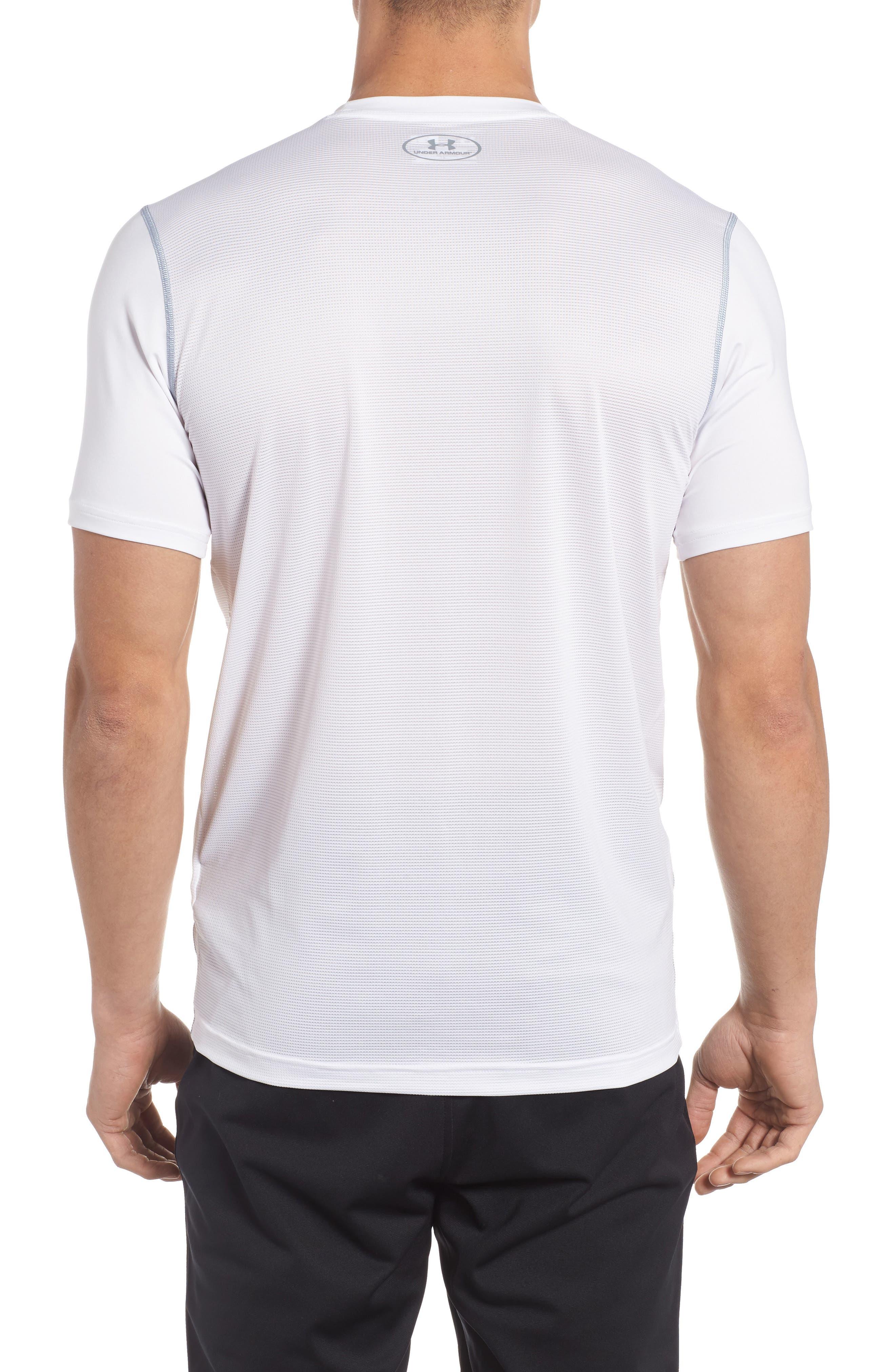 'Raid' HeatGear<sup>®</sup> Training T-Shirt,                             Alternate thumbnail 60, color,