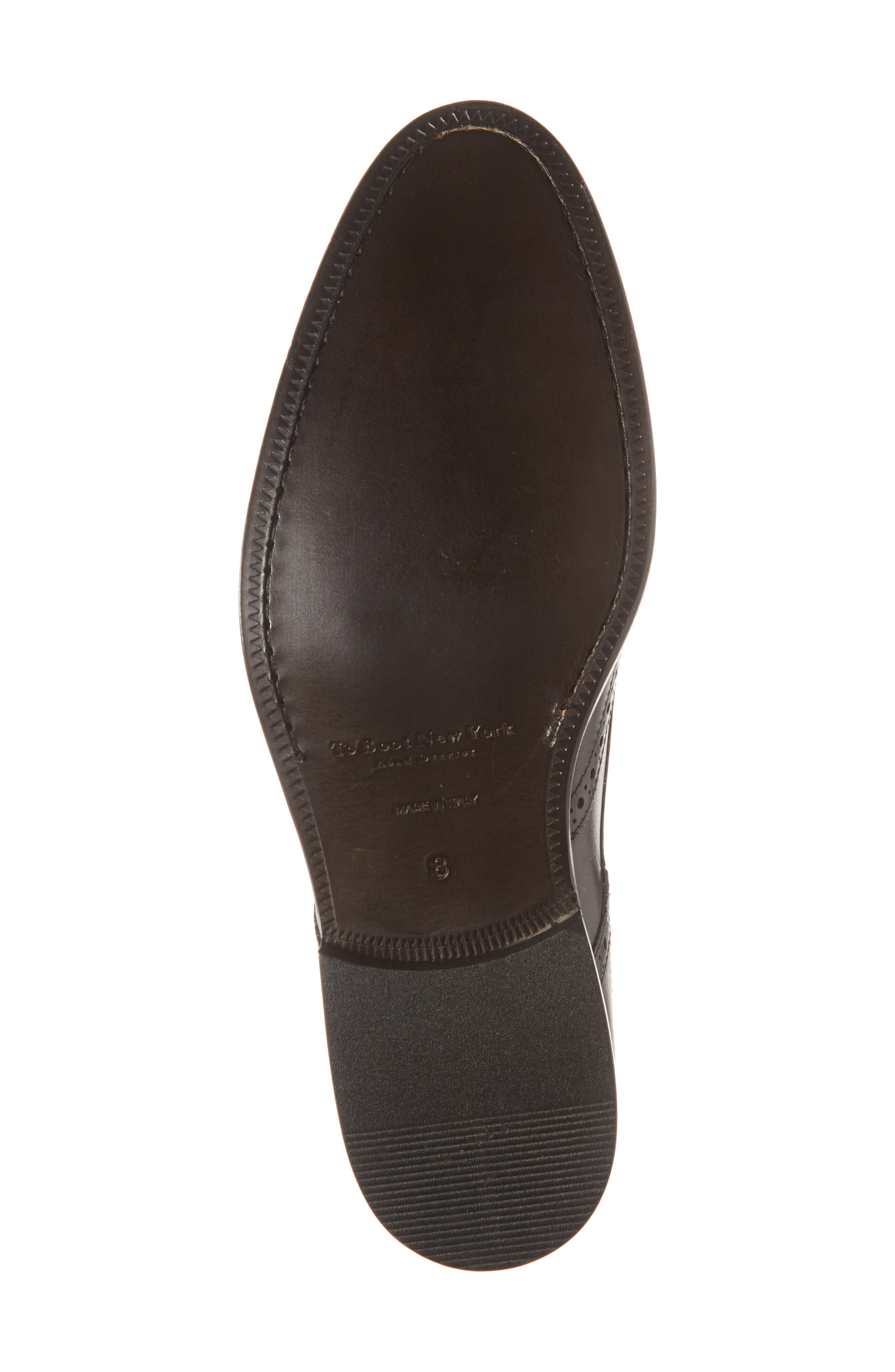 TO BOOT NEW YORK,                             Heinrich Wingtip Derby,                             Alternate thumbnail 6, color,                             001