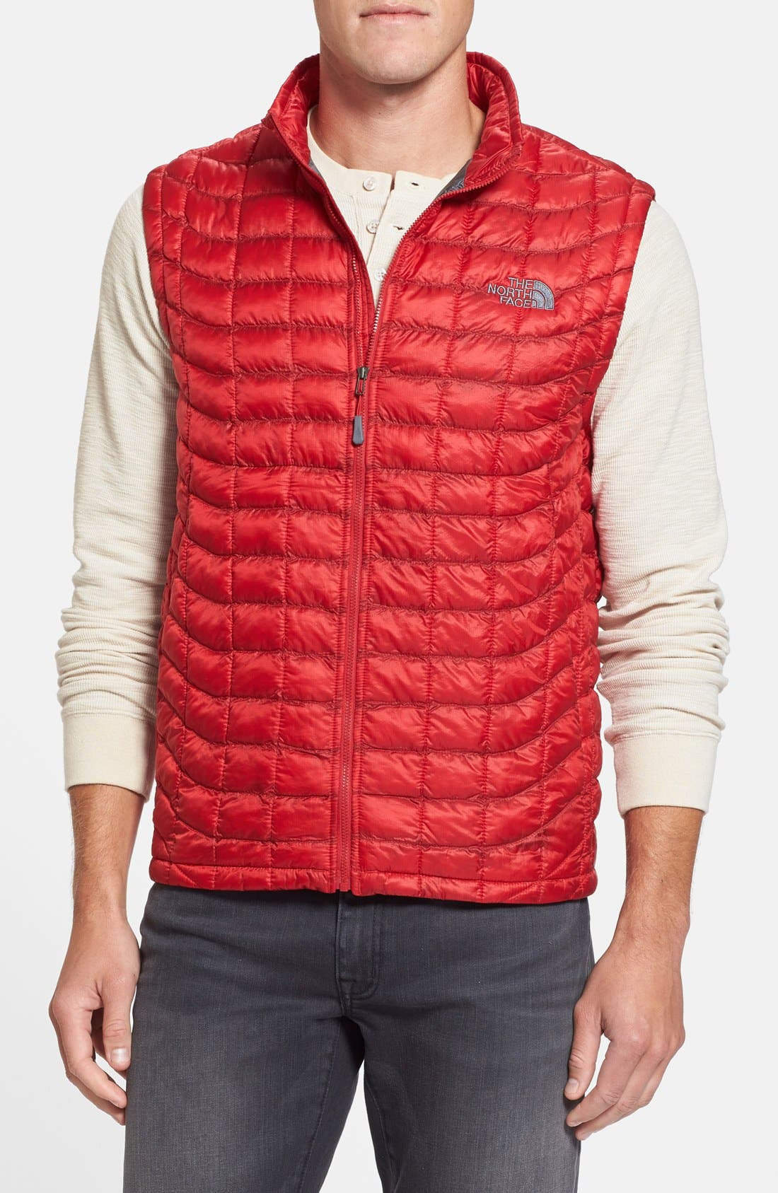 'ThermoBall<sup>™</sup>' Packable PrimaLoft<sup>®</sup> Vest,                             Main thumbnail 20, color,