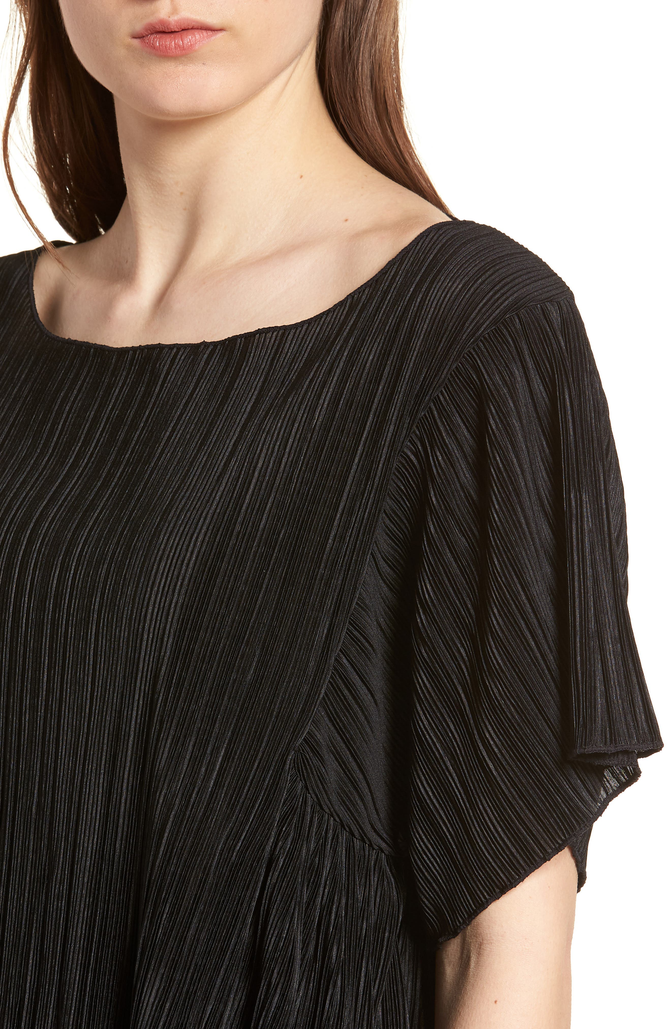 Micropleat Top,                             Alternate thumbnail 17, color,