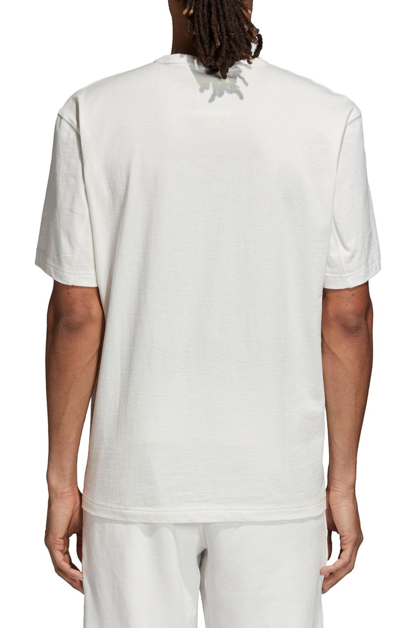 Kaval T-Shirt,                             Alternate thumbnail 2, color,                             CLOUD WHITE