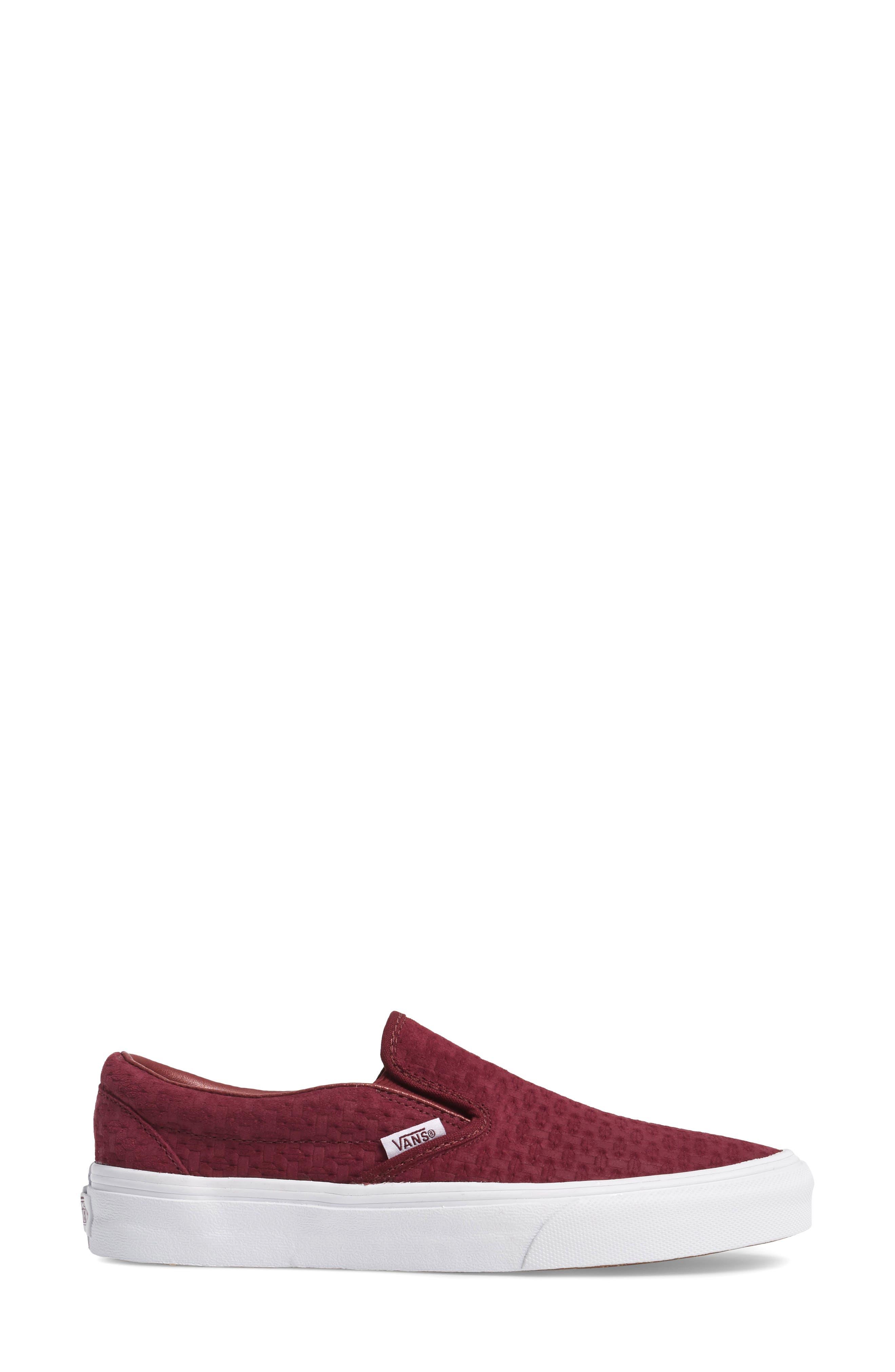 Classic Slip-On Sneaker,                             Alternate thumbnail 265, color,