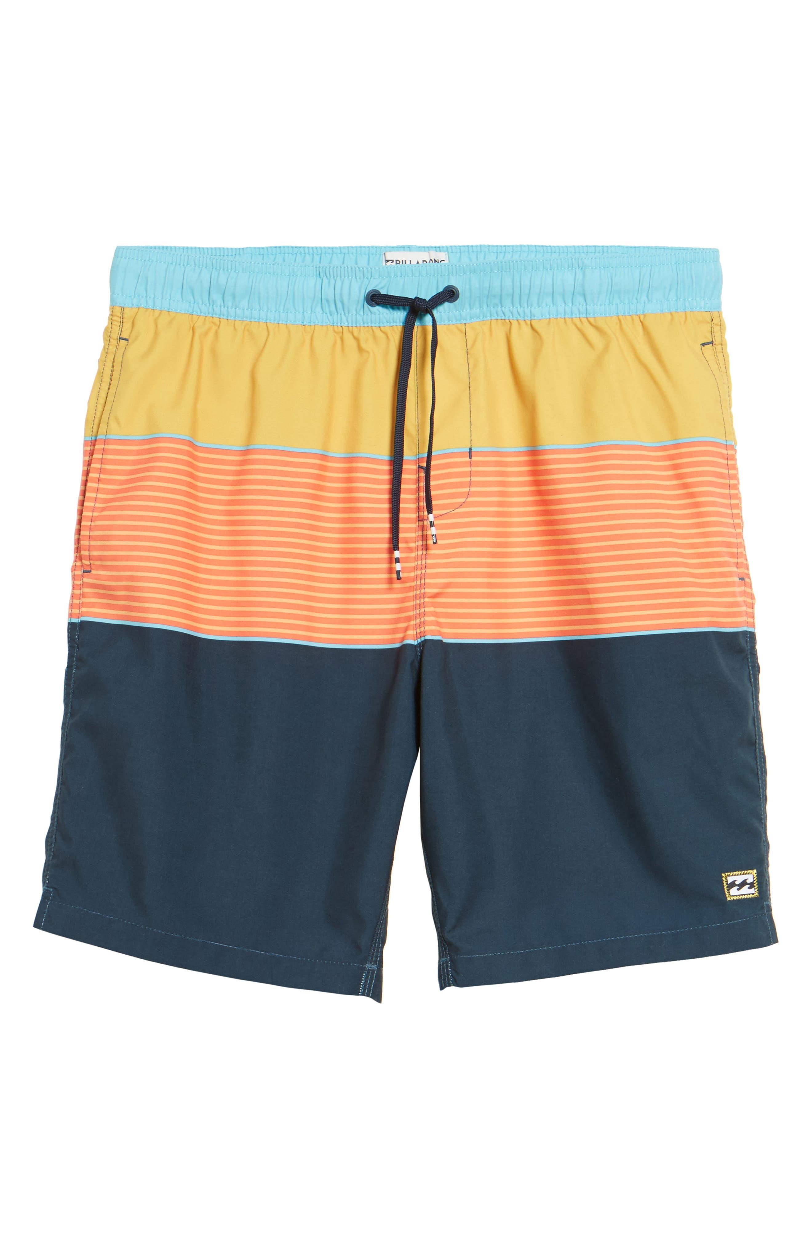 Tribong Layback Board Shorts,                             Alternate thumbnail 12, color,