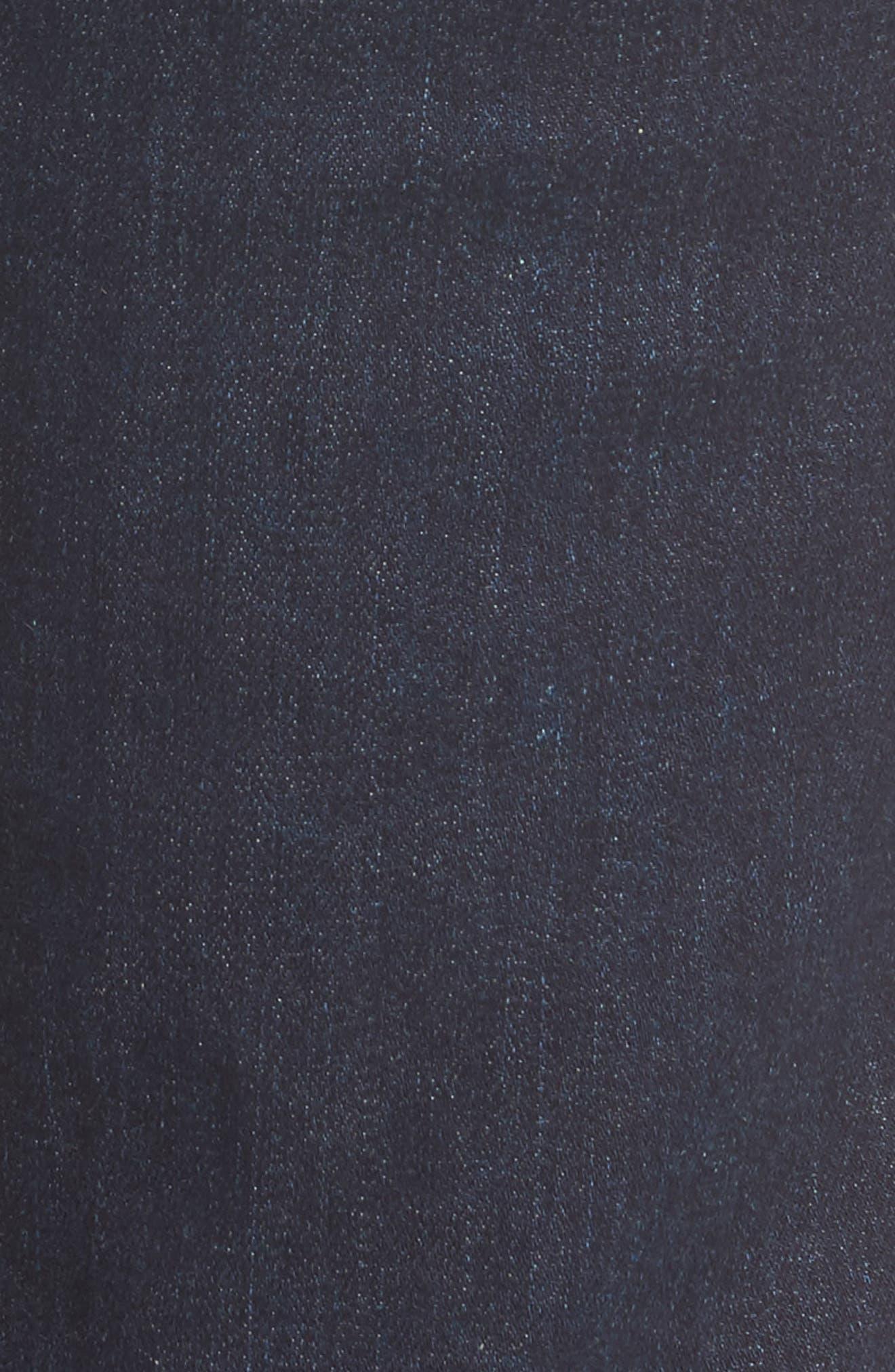 Cara Ankle Cigarette Jeans,                             Alternate thumbnail 6, color,                             401