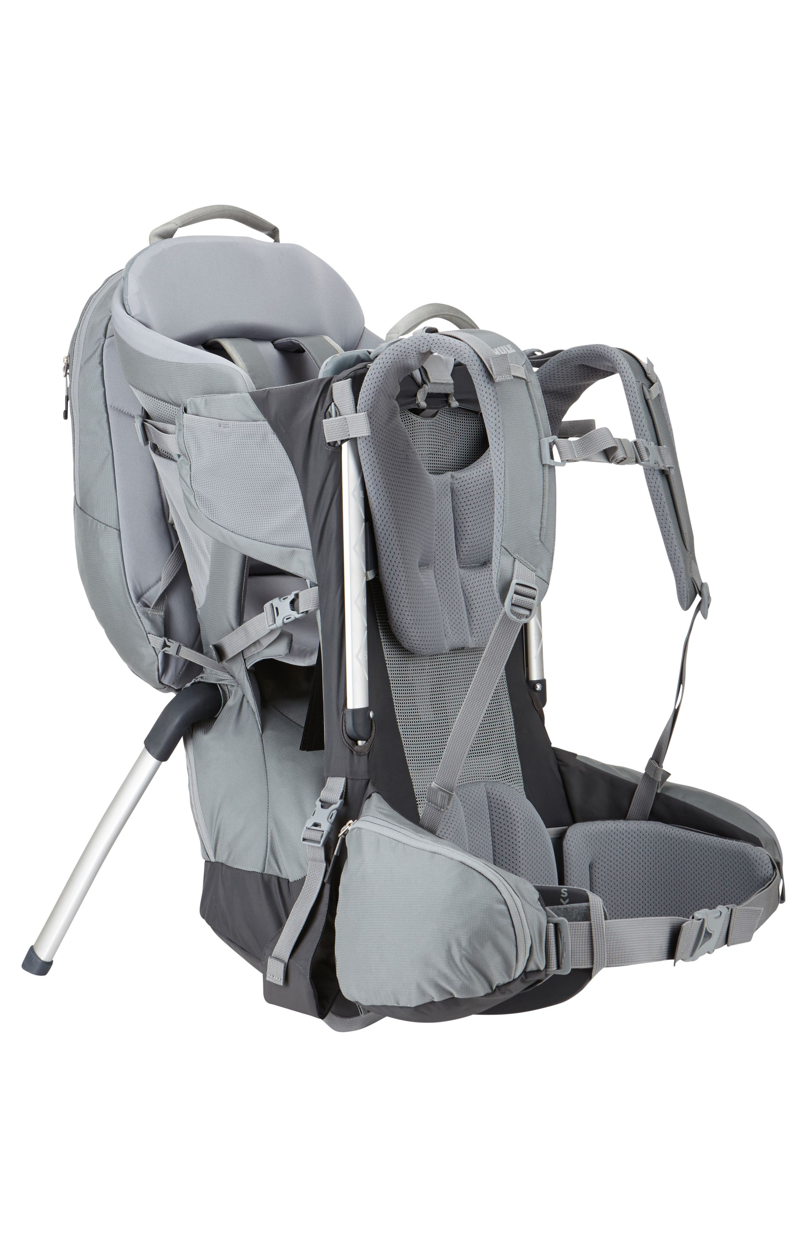 Sapling Elite Child Carrier,                             Alternate thumbnail 2, color,                             DARK SHADOW/ SLATE