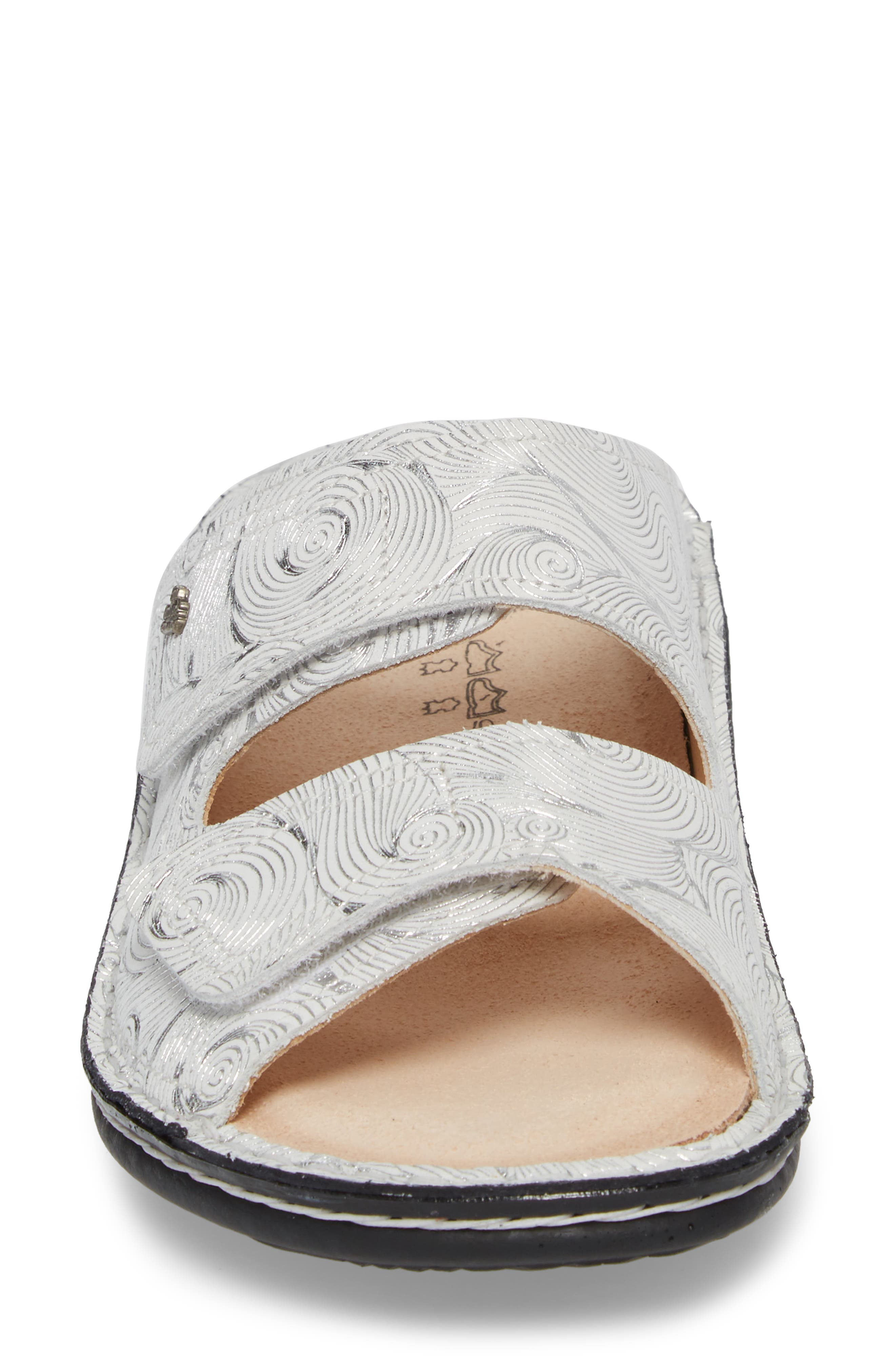 FINN COMFORT,                             'Jamaica' Sandal,                             Alternate thumbnail 4, color,                             100