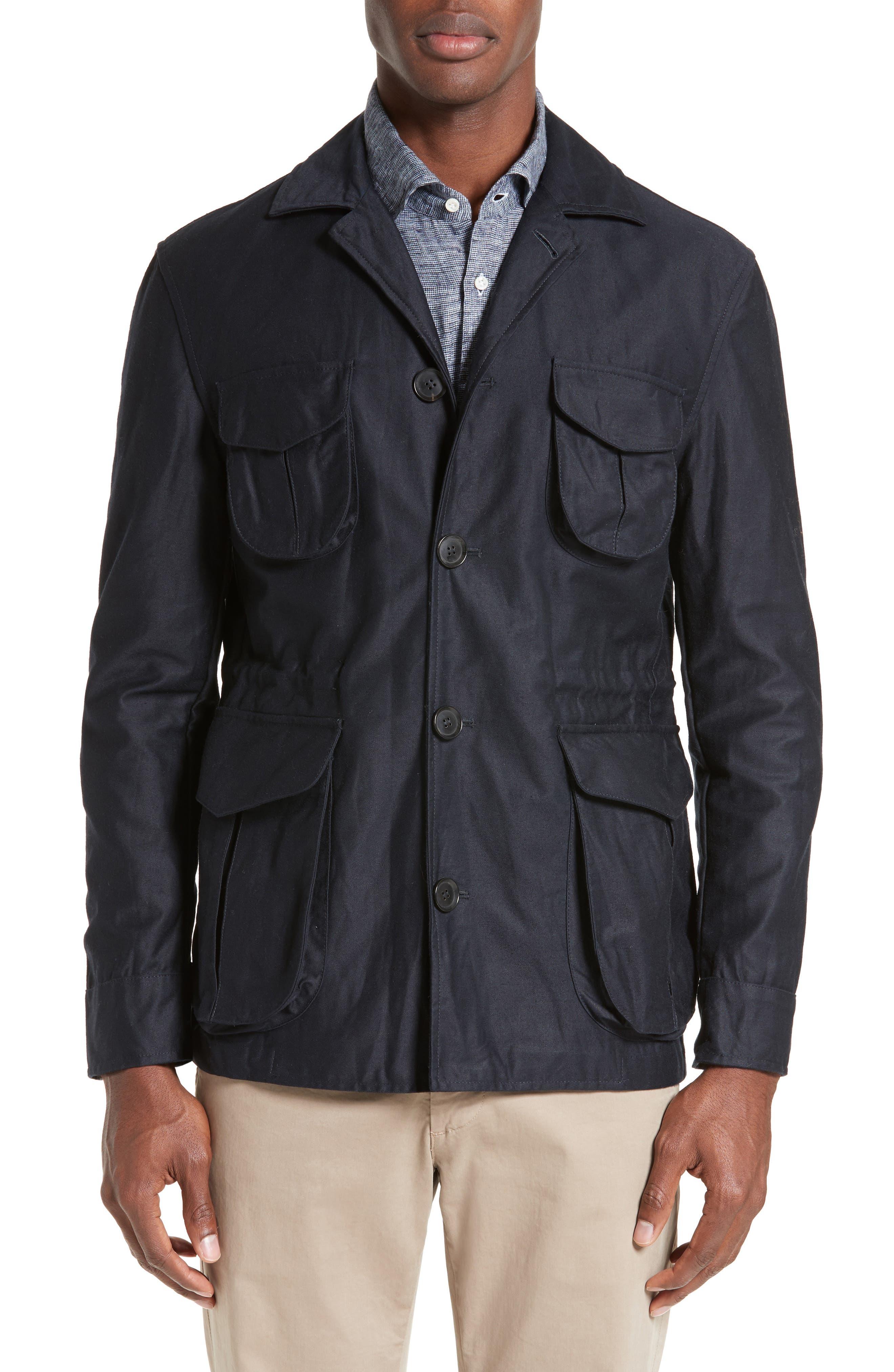 Napoli Field Jacket, Main, color, 415