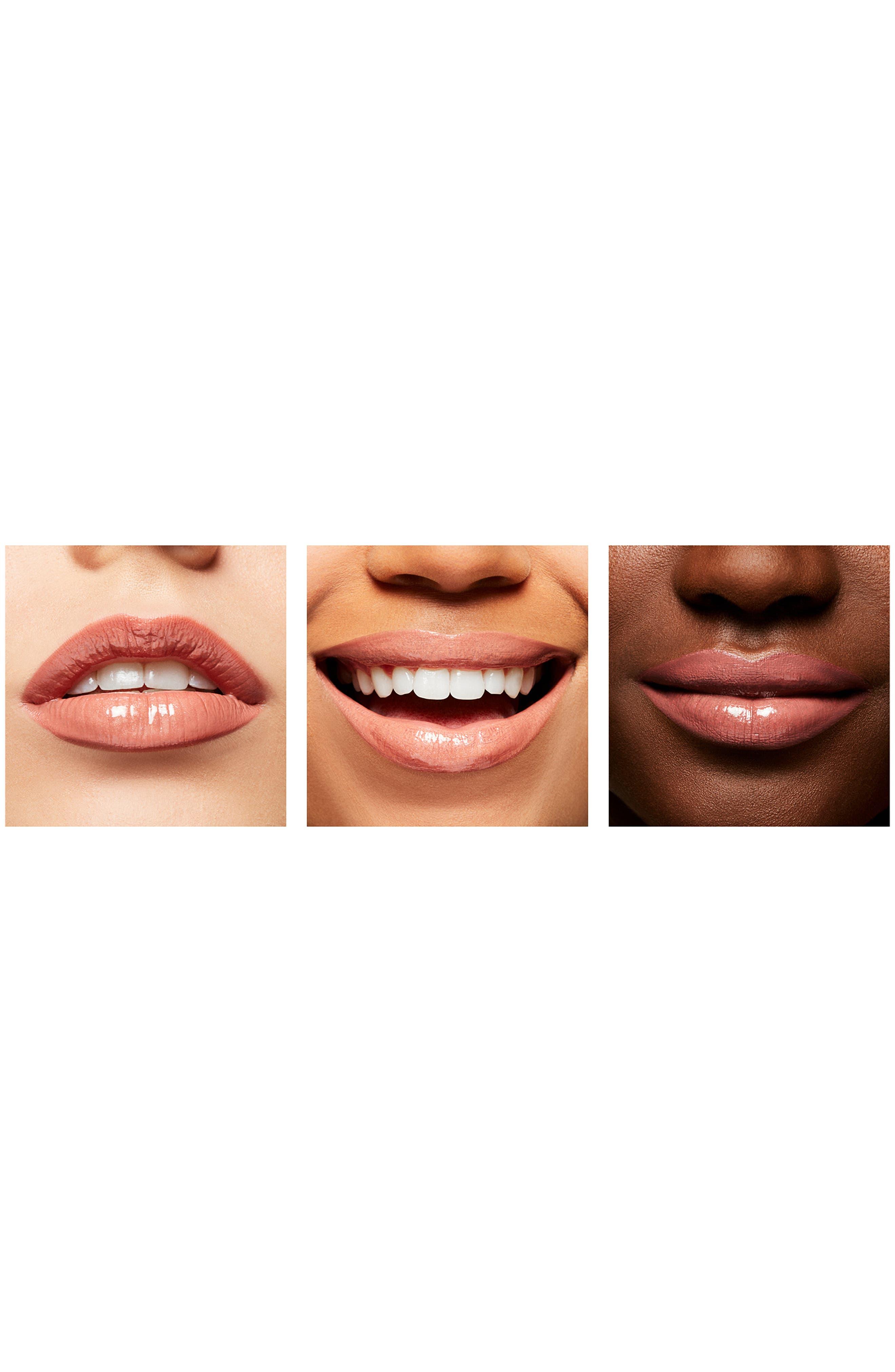 MAC Shiny Pretty Things Goody Bag Nude Lips,                             Alternate thumbnail 3, color,                             250