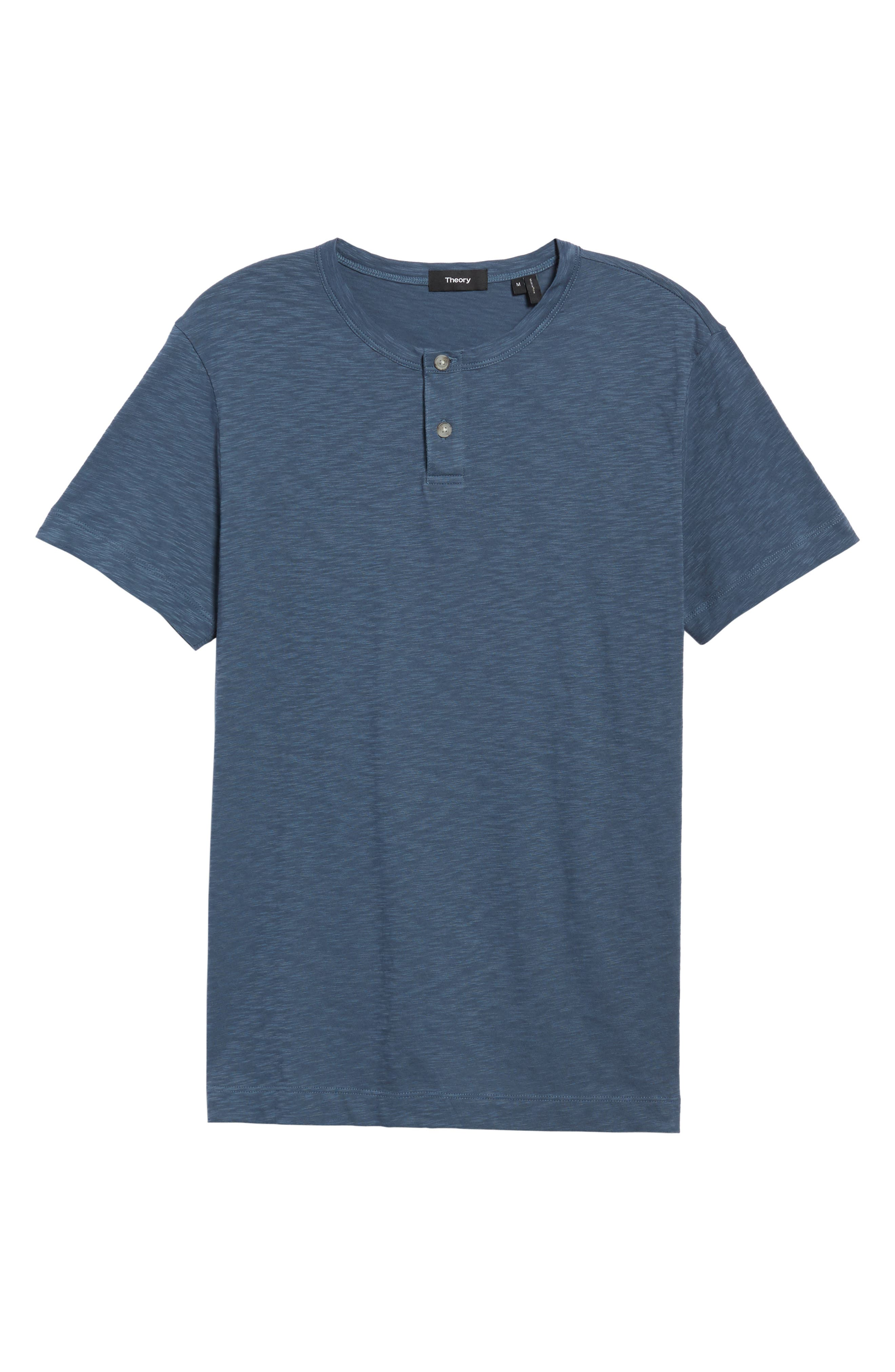 Gaskell Henley T-Shirt,                             Alternate thumbnail 40, color,