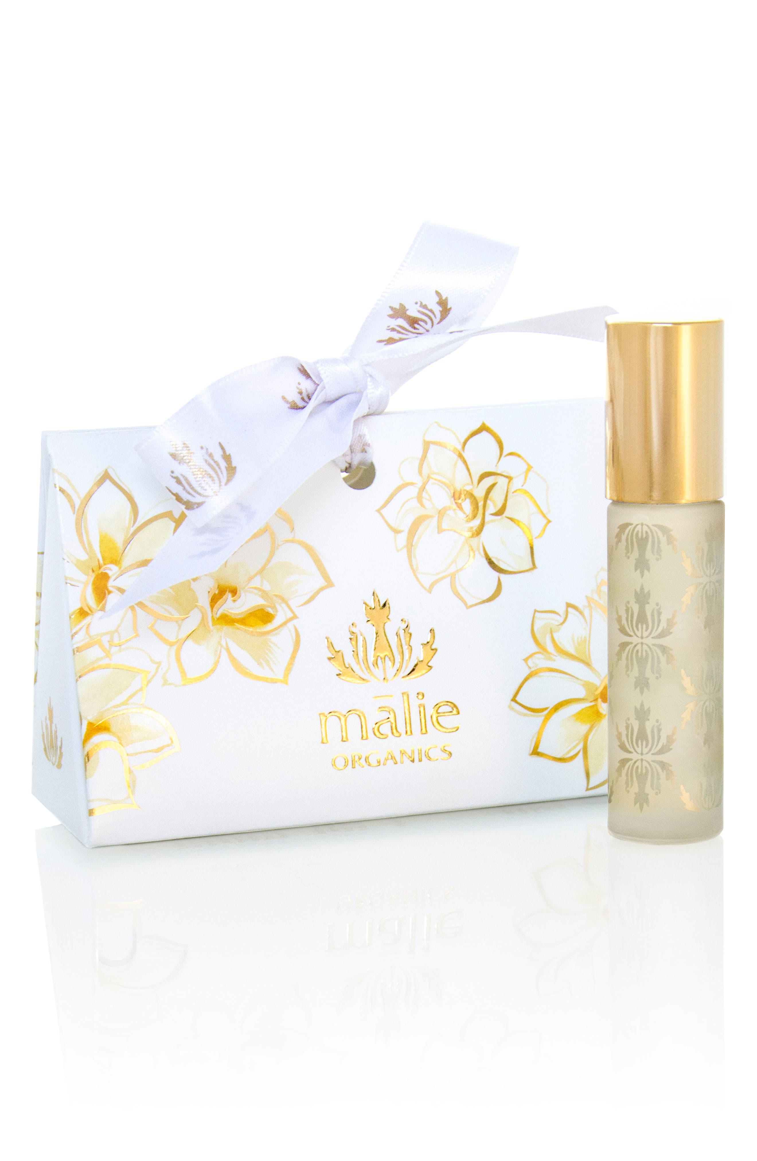 Pikake Organic Roll-On Perfume Oil,                             Alternate thumbnail 2, color,                             NO COLOR