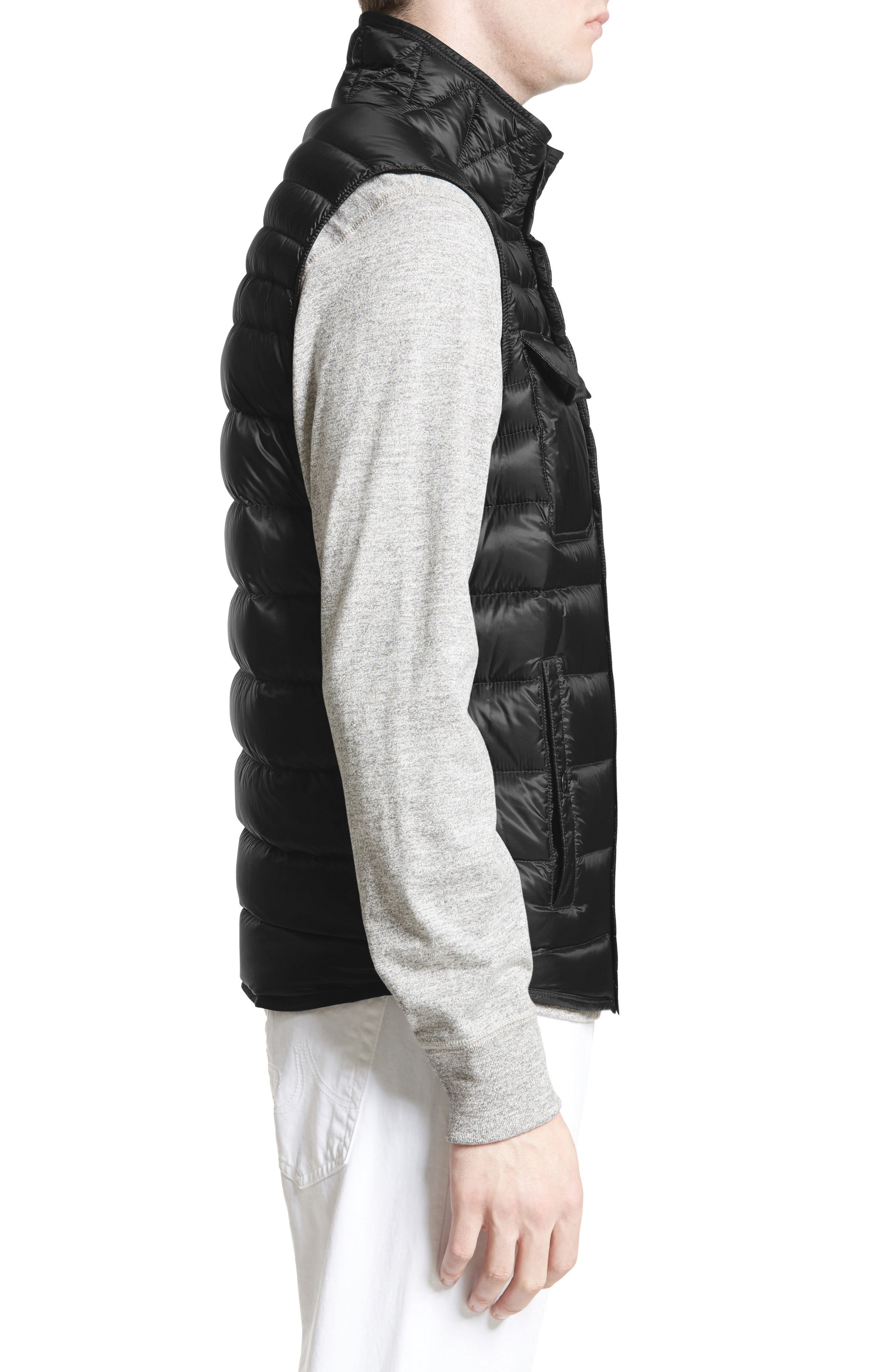 Ever Quilted Vest,                             Alternate thumbnail 3, color,                             001
