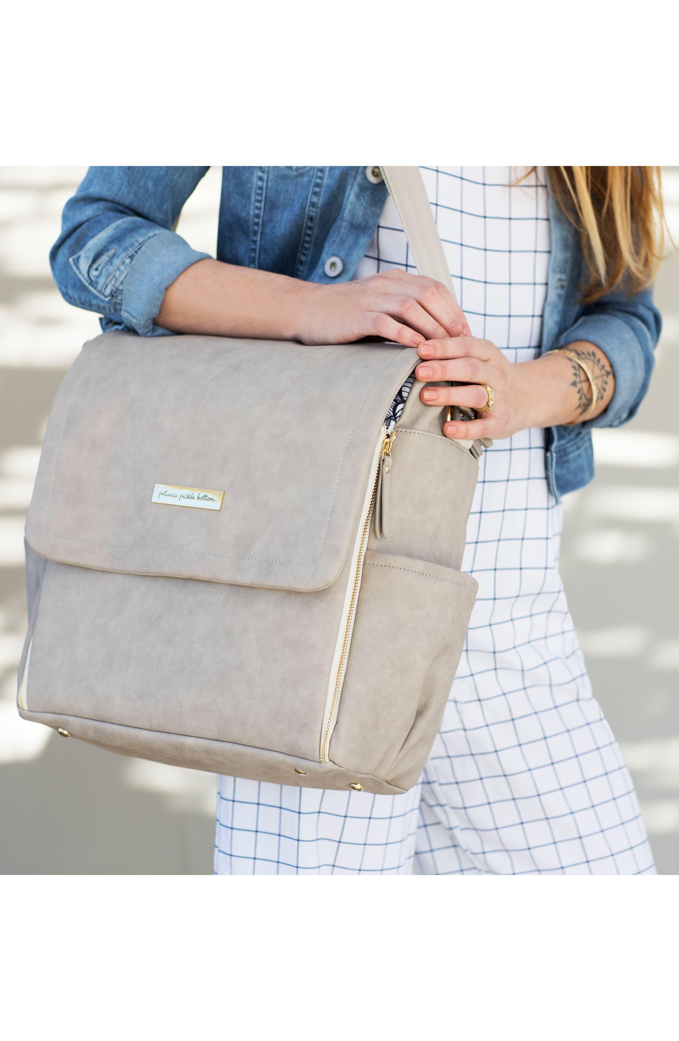 Boxy Backpack Diaper Bag,                             Alternate thumbnail 7, color,