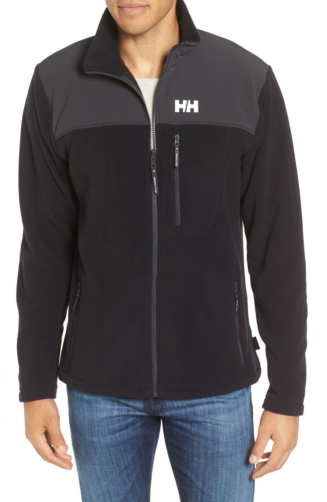 Sitka Fleece Jacket,                         Main,                         color, 001