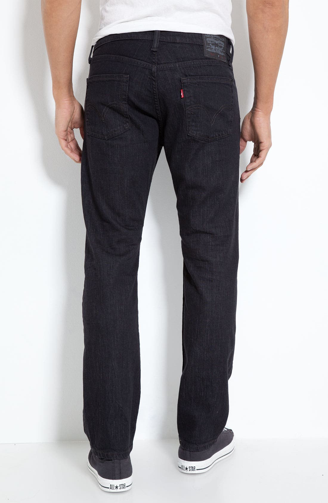 513<sup>™</sup> Slim Straight Leg Jeans,                         Main,                         color, 019