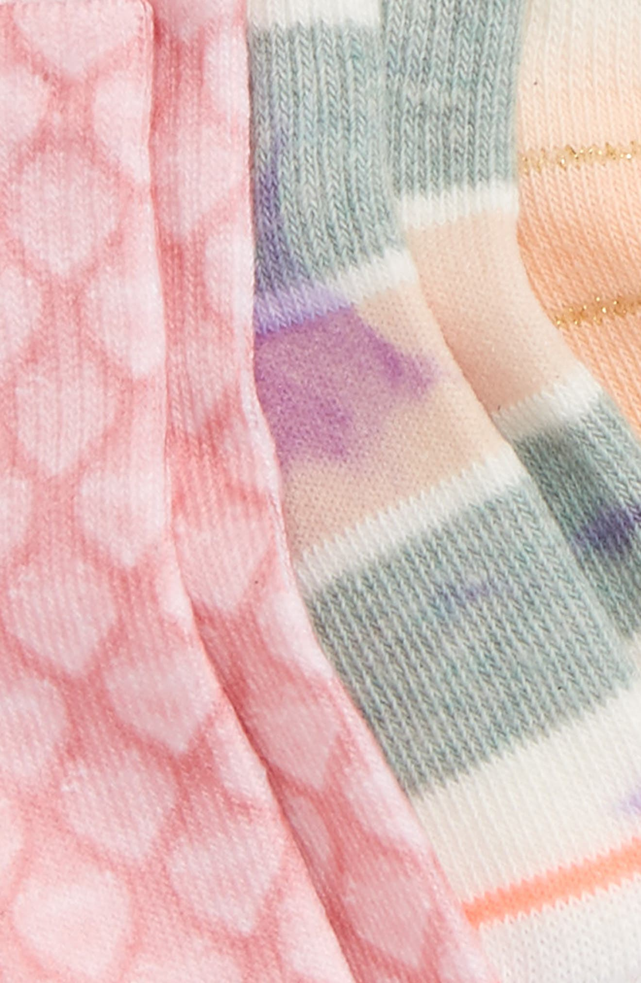 Pop Assorted 3-Pack Socks,                             Alternate thumbnail 2, color,                             500