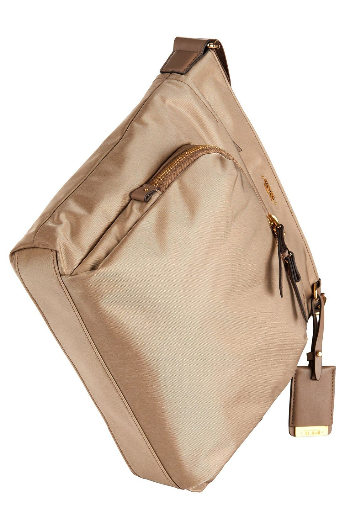 Voyageur - Capri Nylon Crossbody Bag,                             Alternate thumbnail 2, color,                             KHAKI