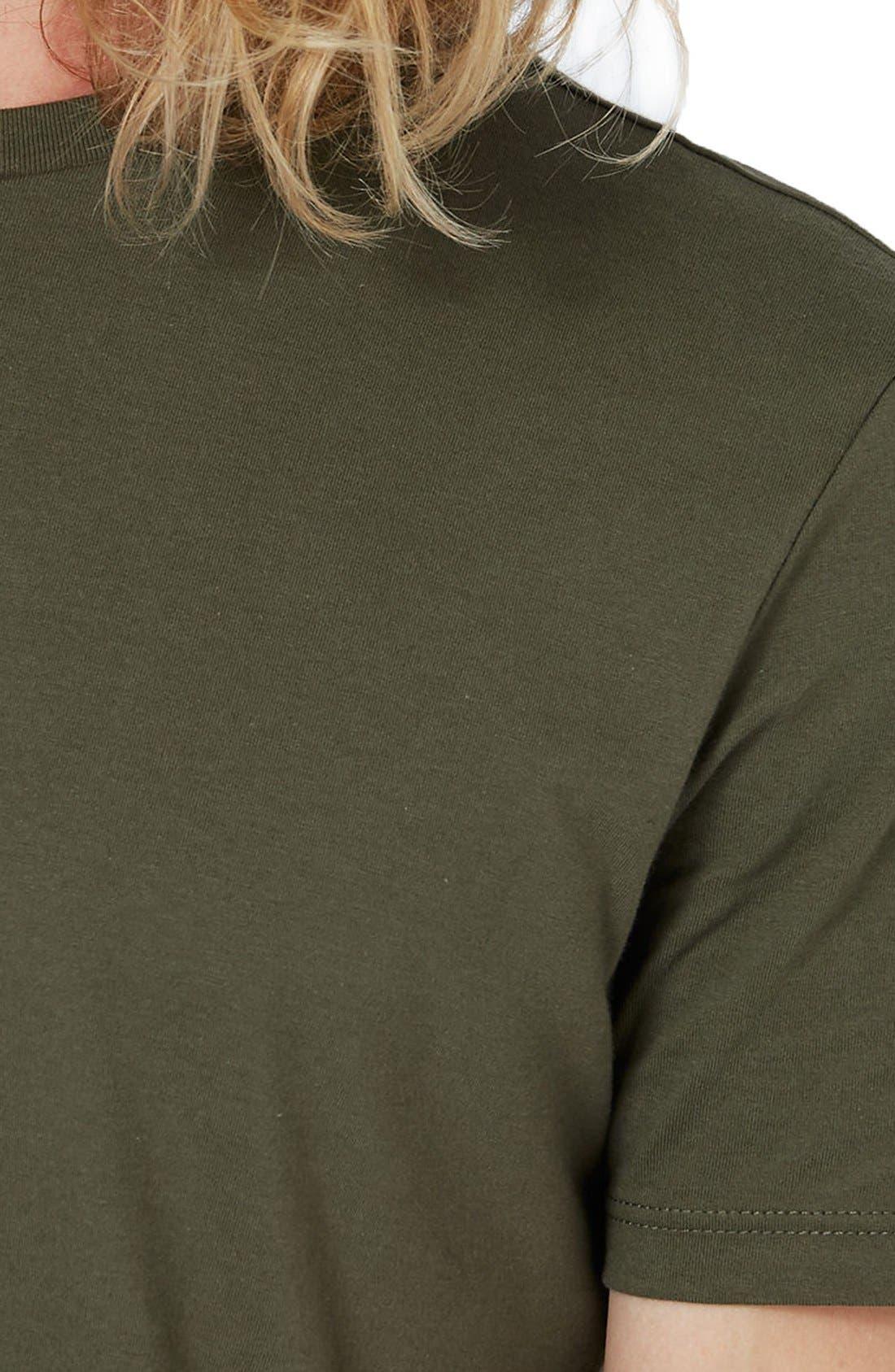 Slim Fit Crewneck T-Shirt,                             Alternate thumbnail 402, color,