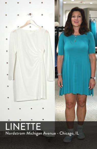 Sequin Knit Dress, sales video thumbnail