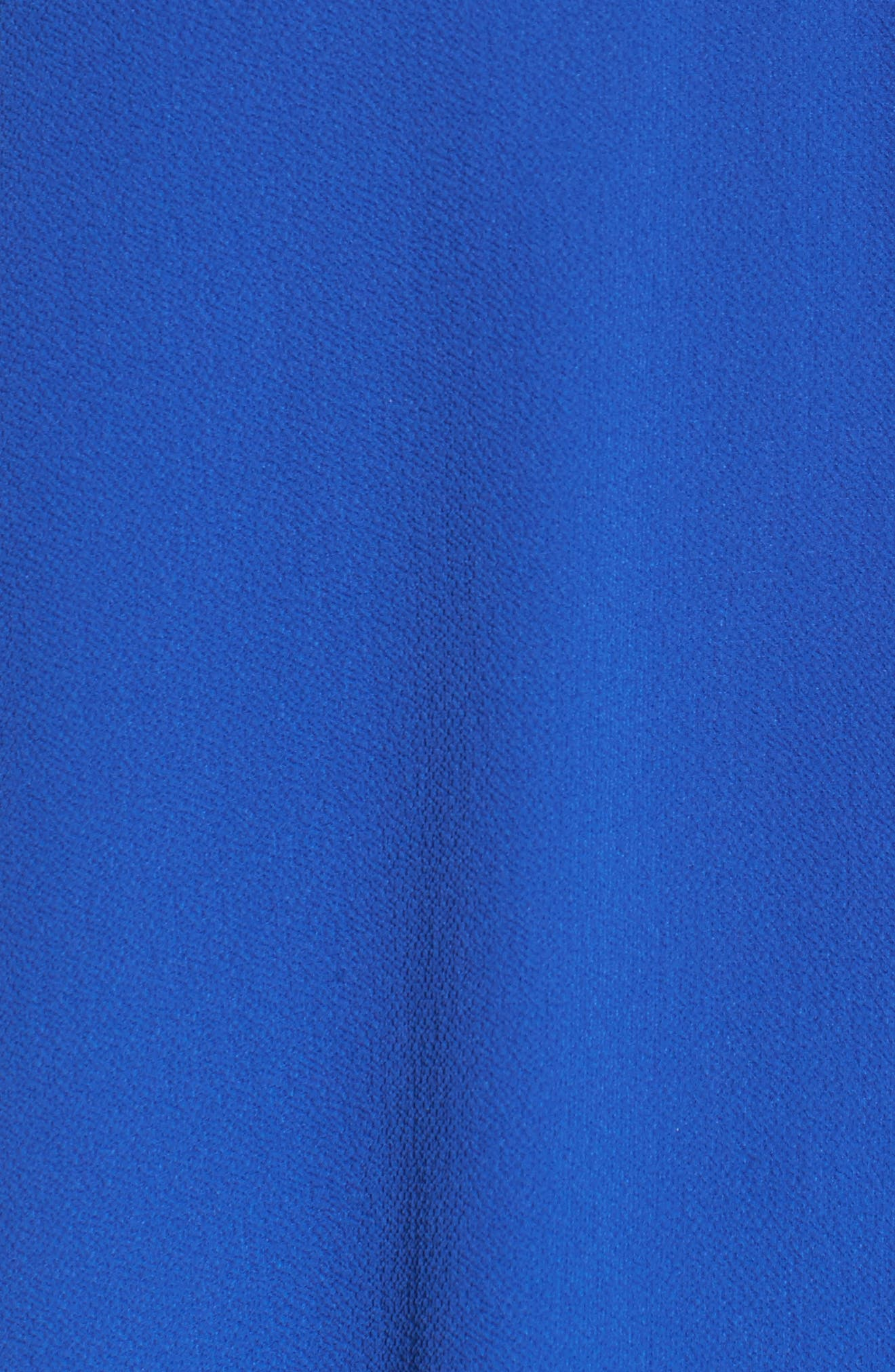 Lace Yoke Pleated Back Top,                             Alternate thumbnail 5, color,                             403