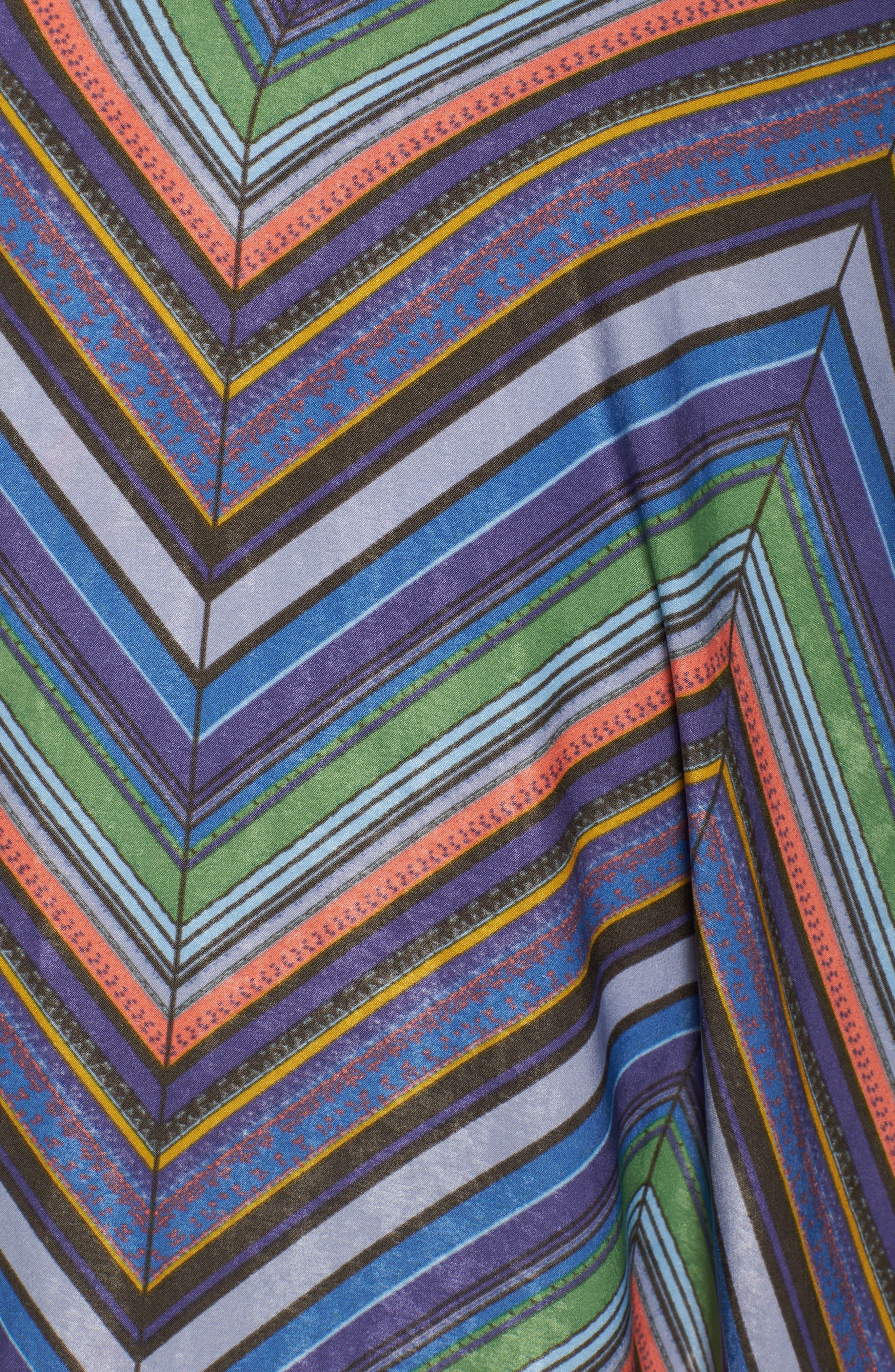 Mojave Limono Robe,                             Alternate thumbnail 5, color,                             410
