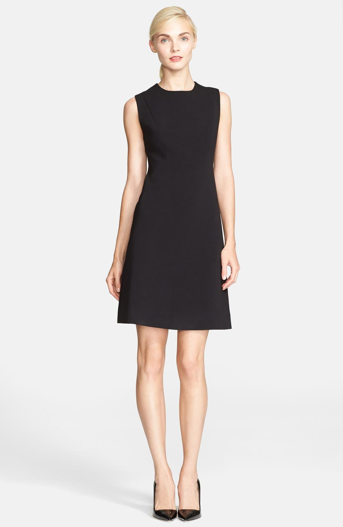 'sicily' sheath dress,                             Main thumbnail 1, color,                             001