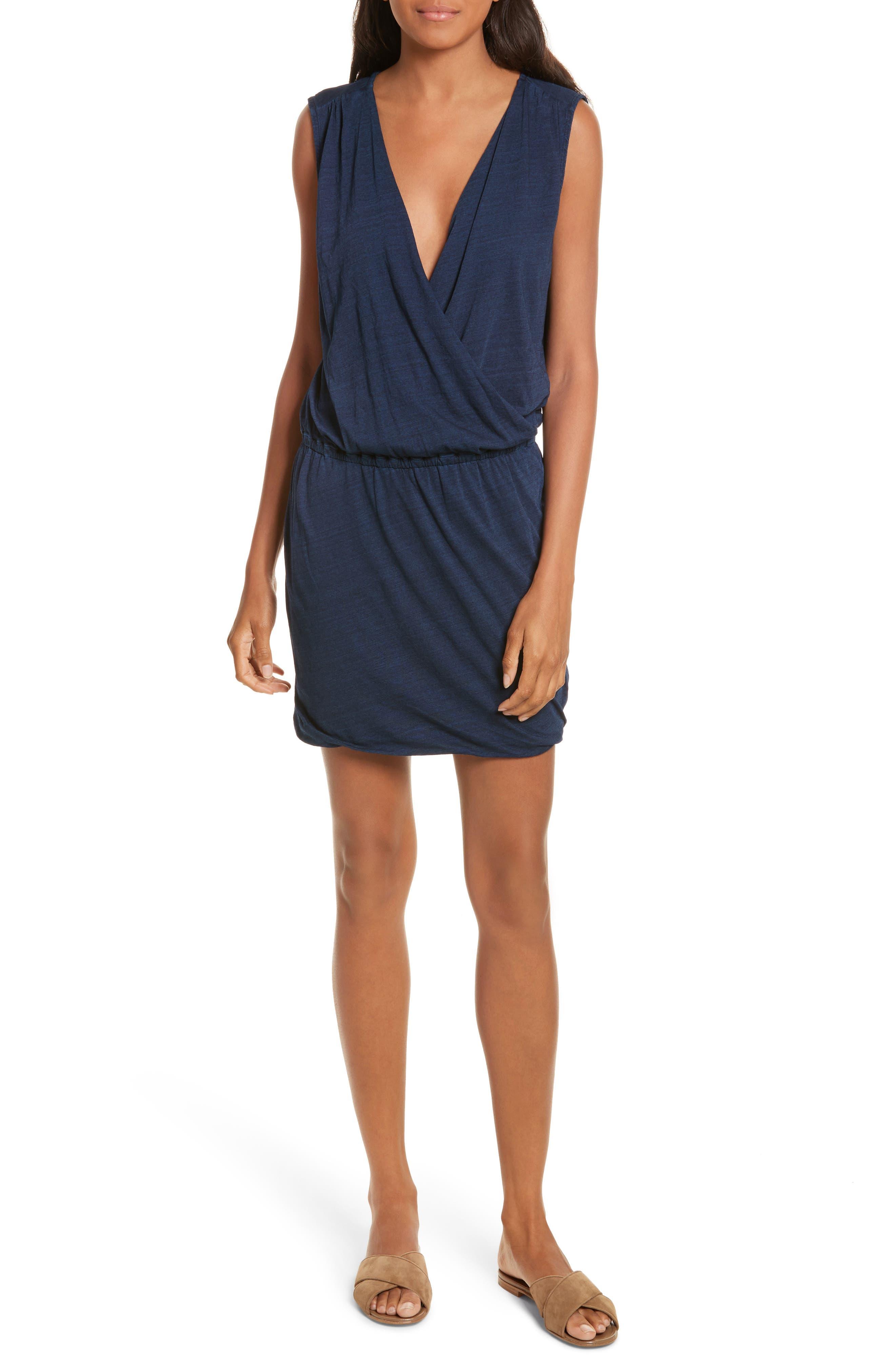 Faylen Blouson Knit Dress,                         Main,                         color, 487